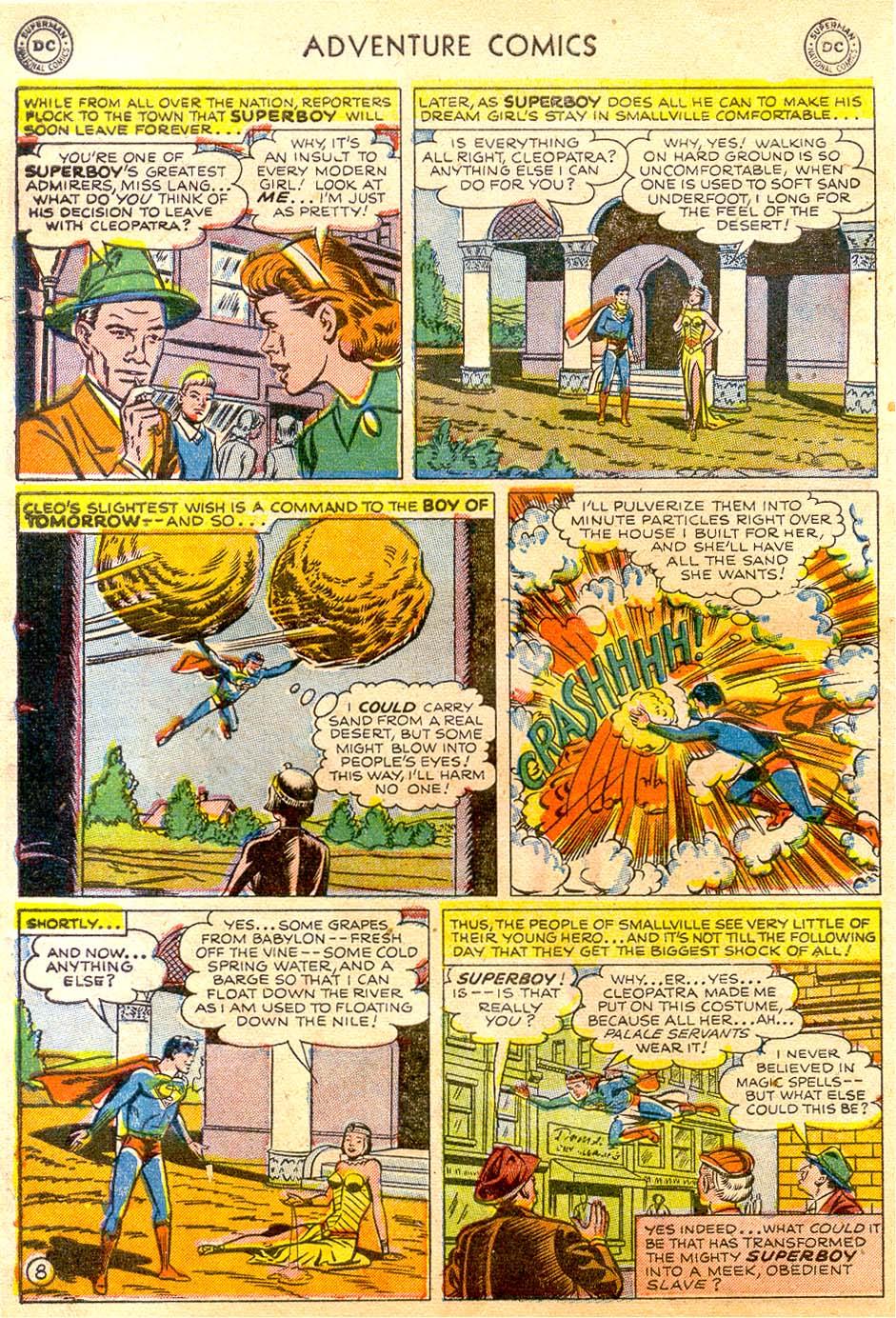 Read online Adventure Comics (1938) comic -  Issue #183 - 10