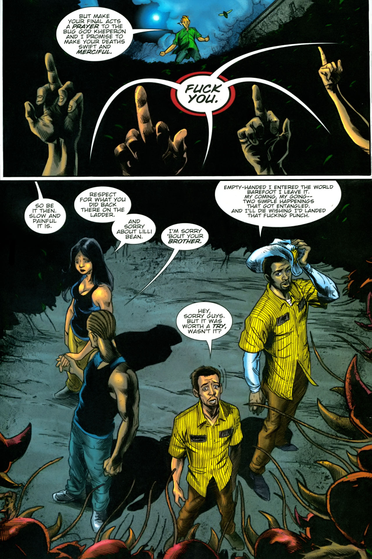 Read online The Exterminators comic -  Issue #23 - 14