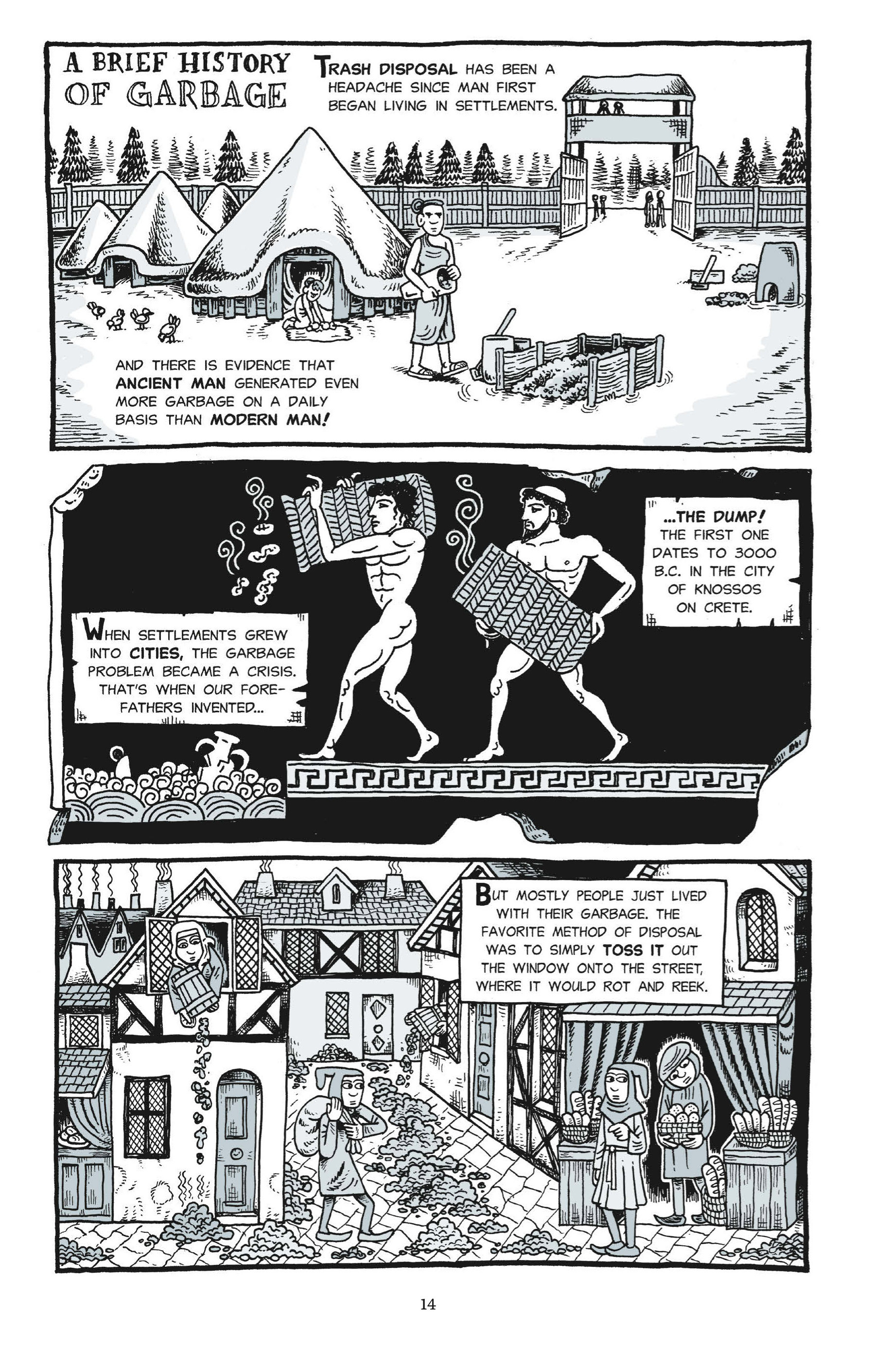 Read online Trashed comic -  Issue # Full - 16
