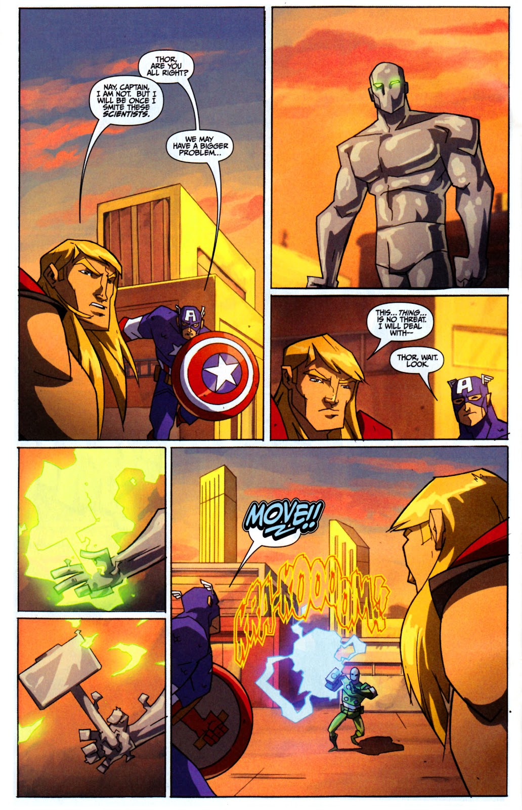 Avengers: Earth's Mightiest Heroes (2011) Issue #1 #1 - English 11