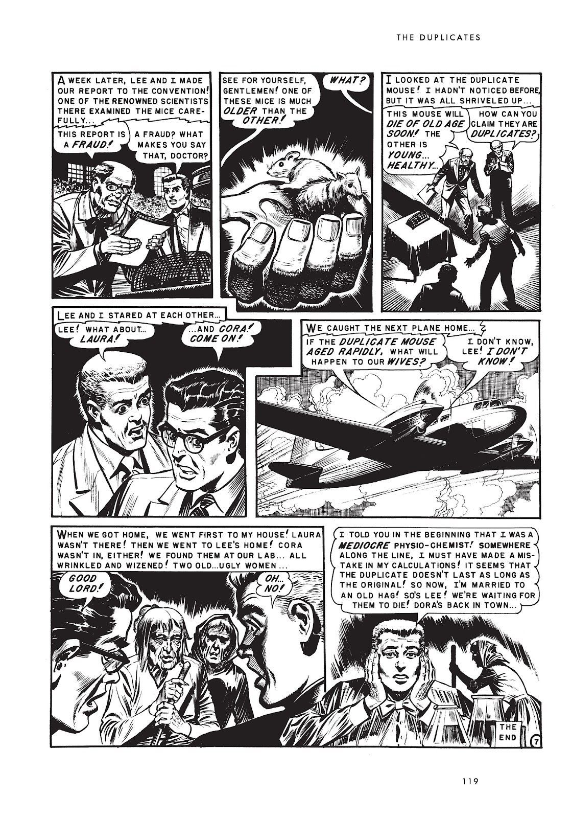 Read online The Martian Monster and Other Stories comic -  Issue # TPB (Part 2) - 34