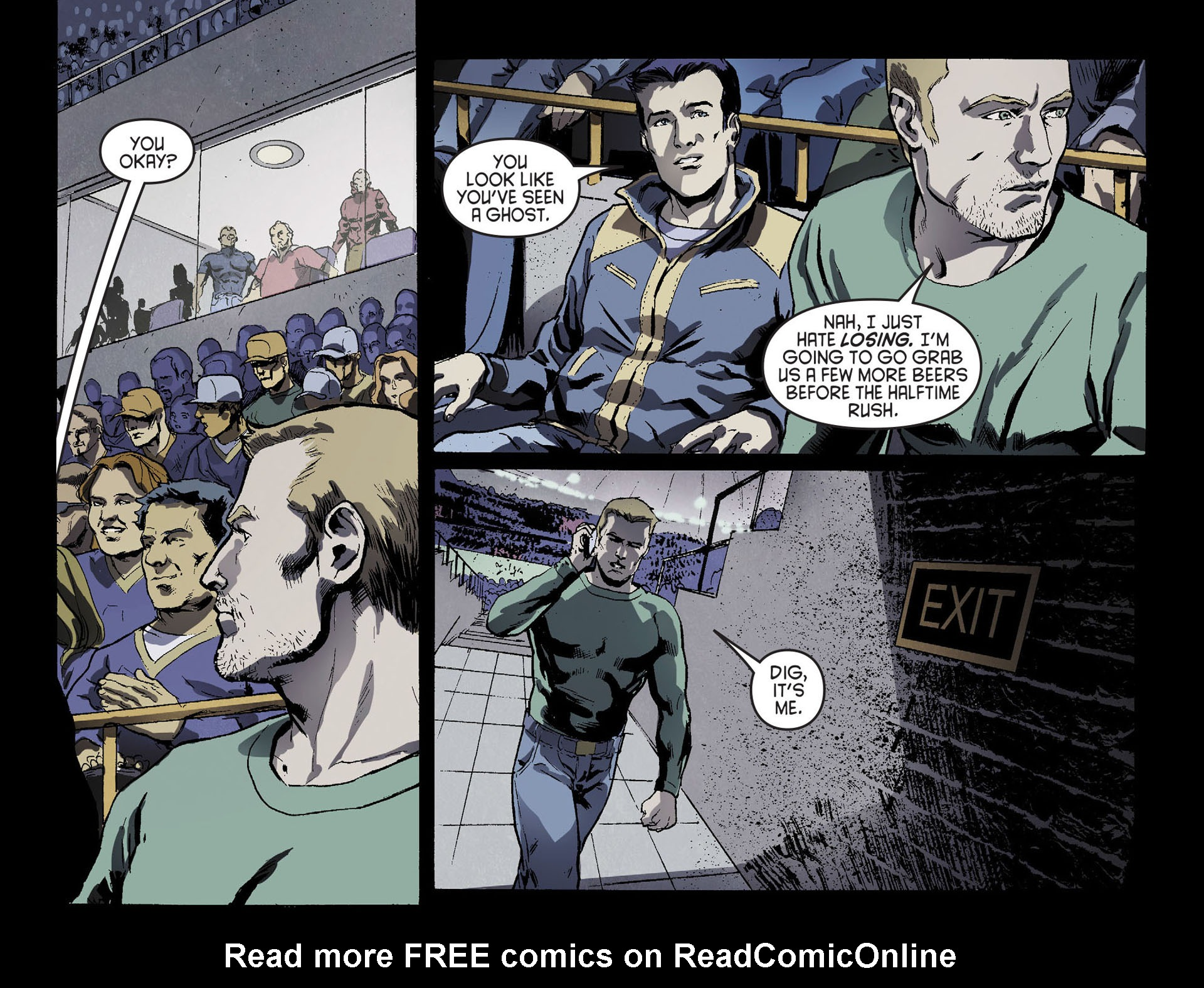 Read online Arrow [II] comic -  Issue #17 - 5