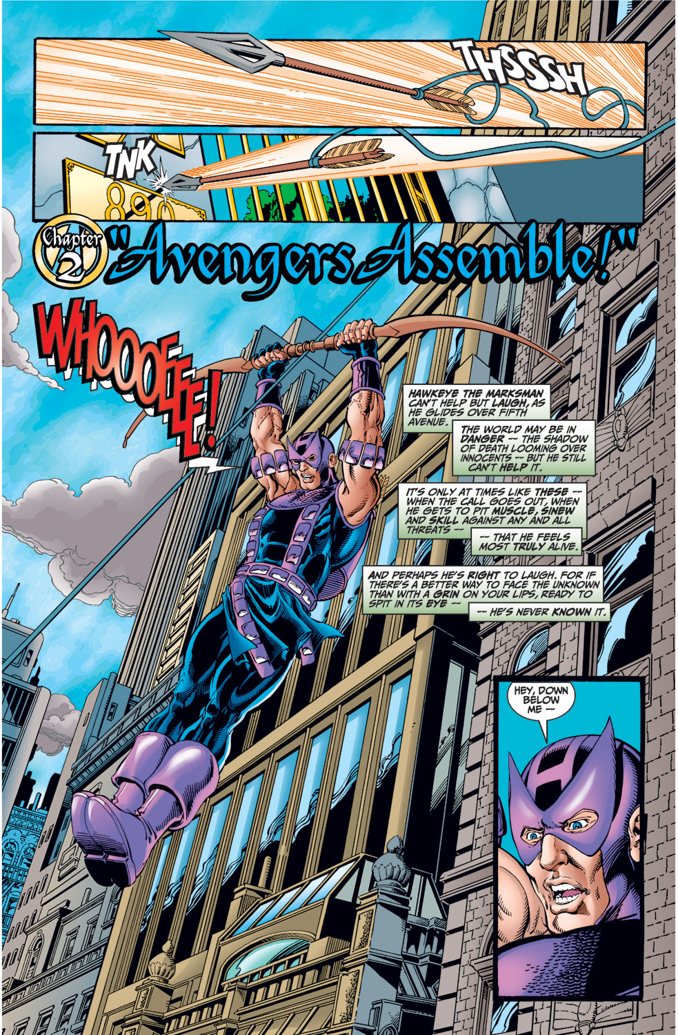Read online Avengers (1998) comic -  Issue #1 - 15