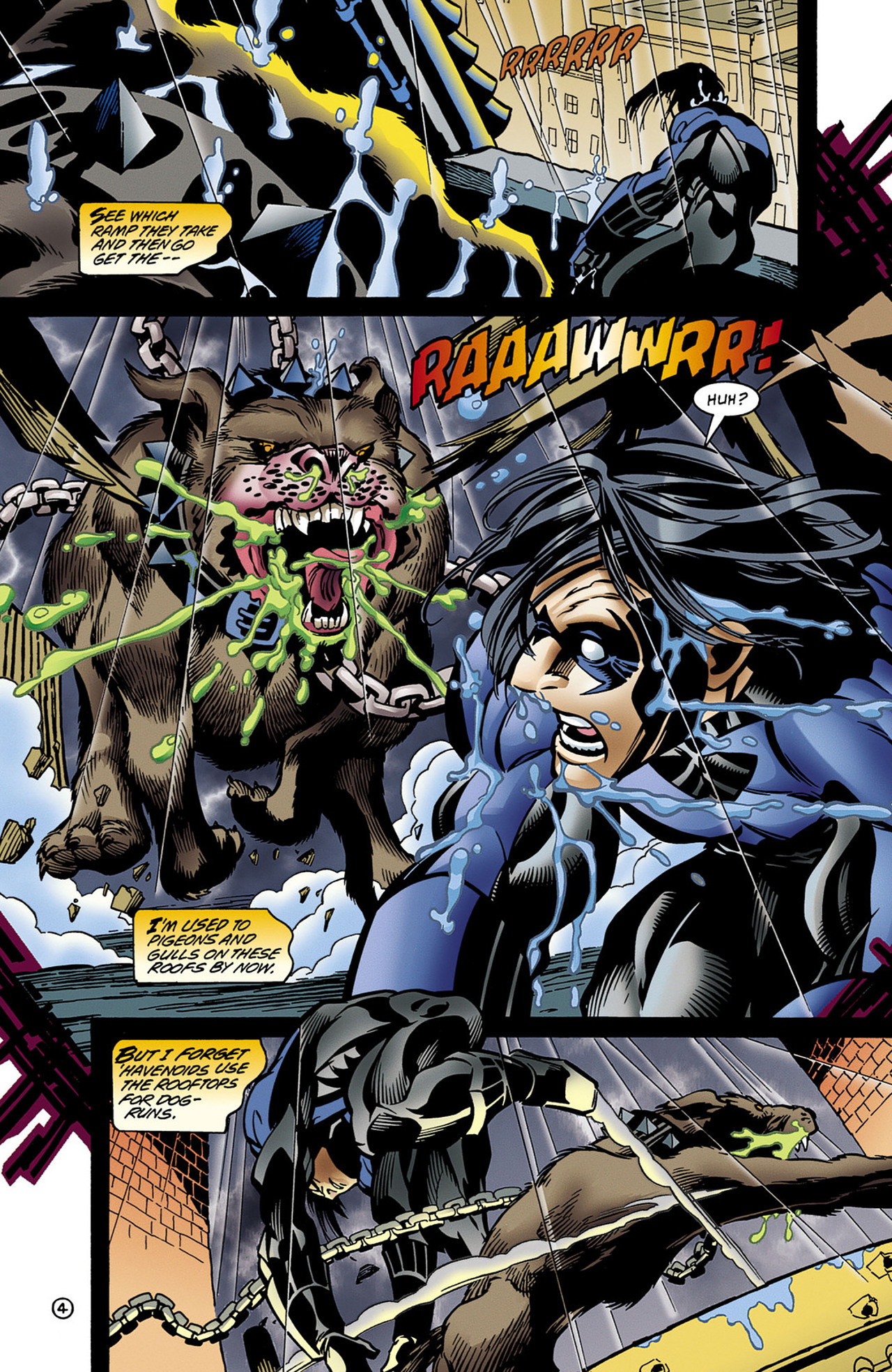 Read online Nightwing (1996) comic -  Issue #0.5 - 6