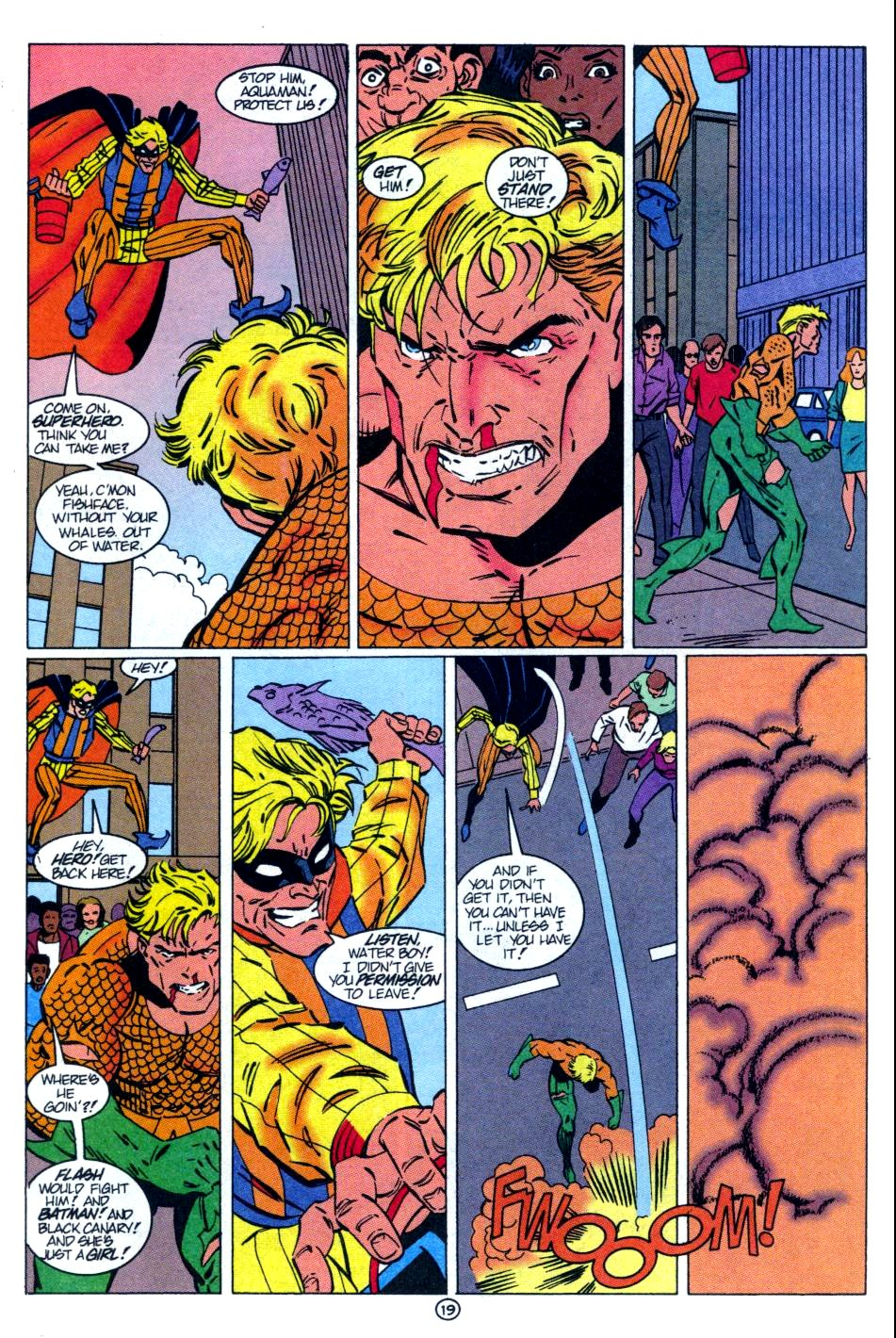 Read online Aquaman: Time and Tide comic -  Issue #1 - 20