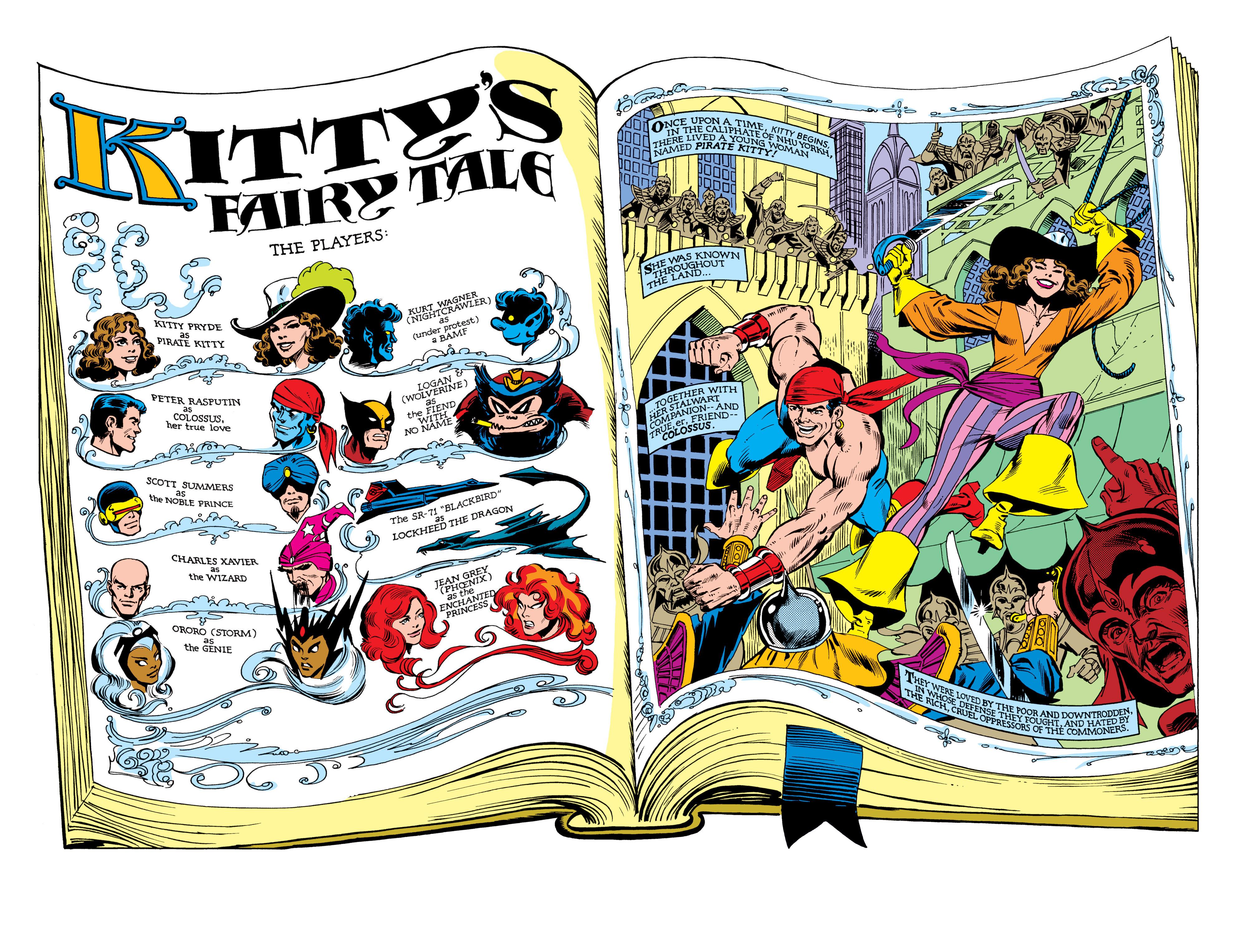 Read online Uncanny X-Men (1963) comic -  Issue #153 - 5