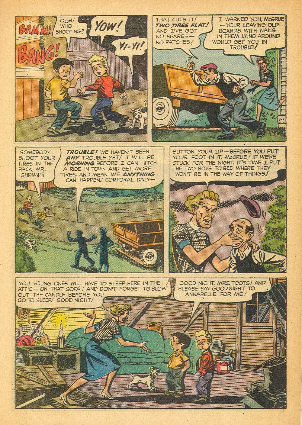 Four Color Comics issue 1276 - Page 29
