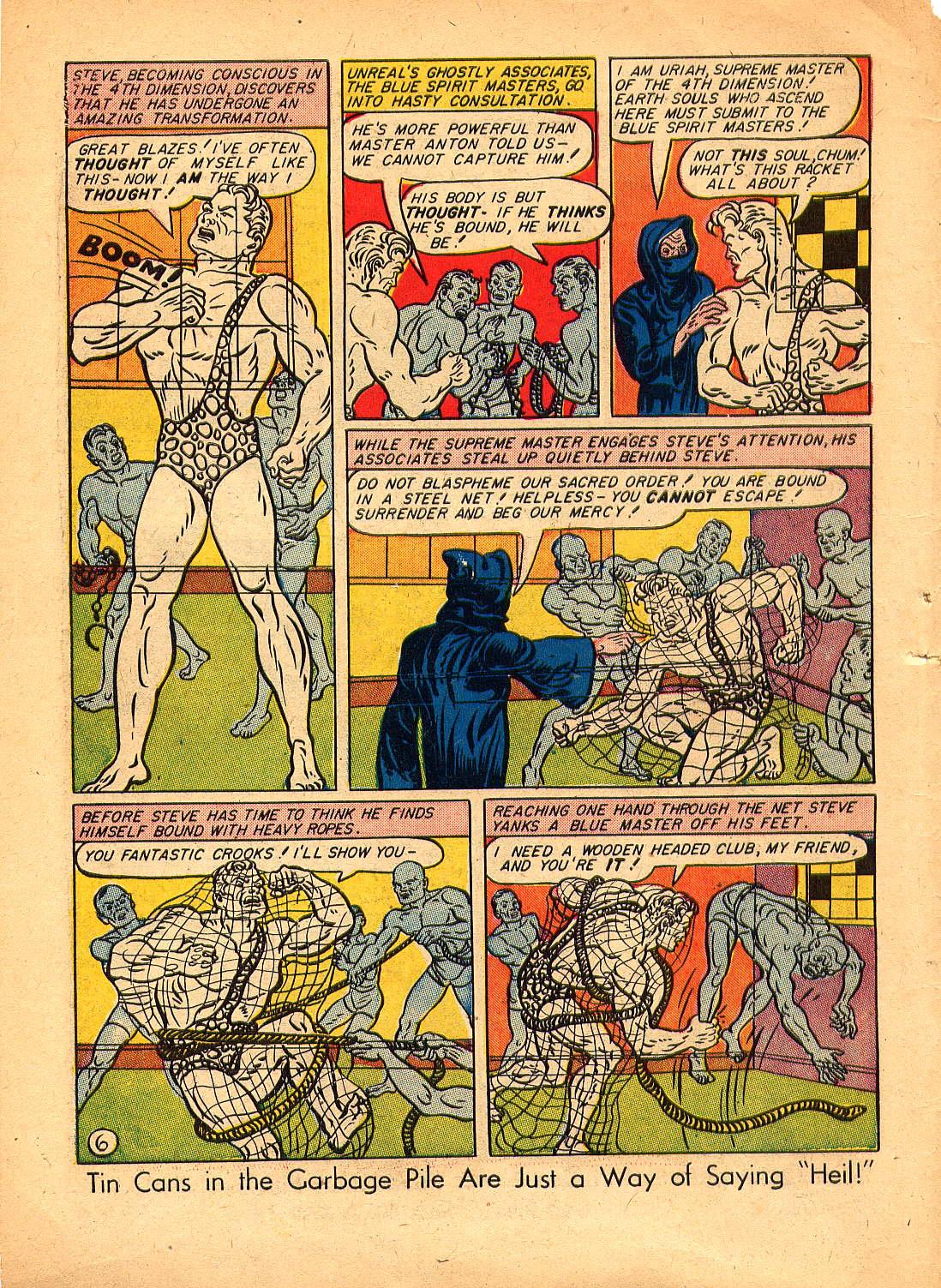 Read online Sensation (Mystery) Comics comic -  Issue #30 - 8