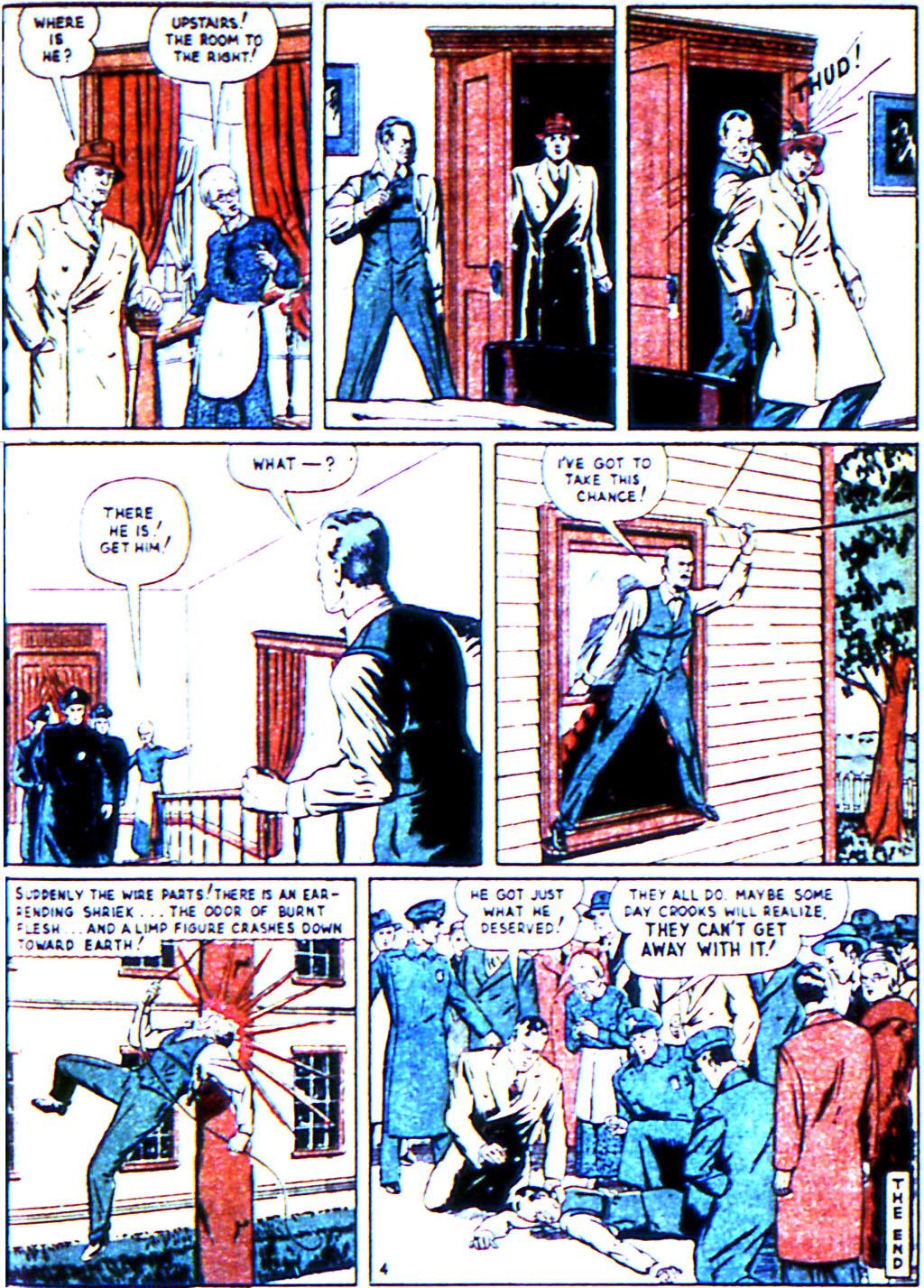 Read online Adventure Comics (1938) comic -  Issue #45 - 25