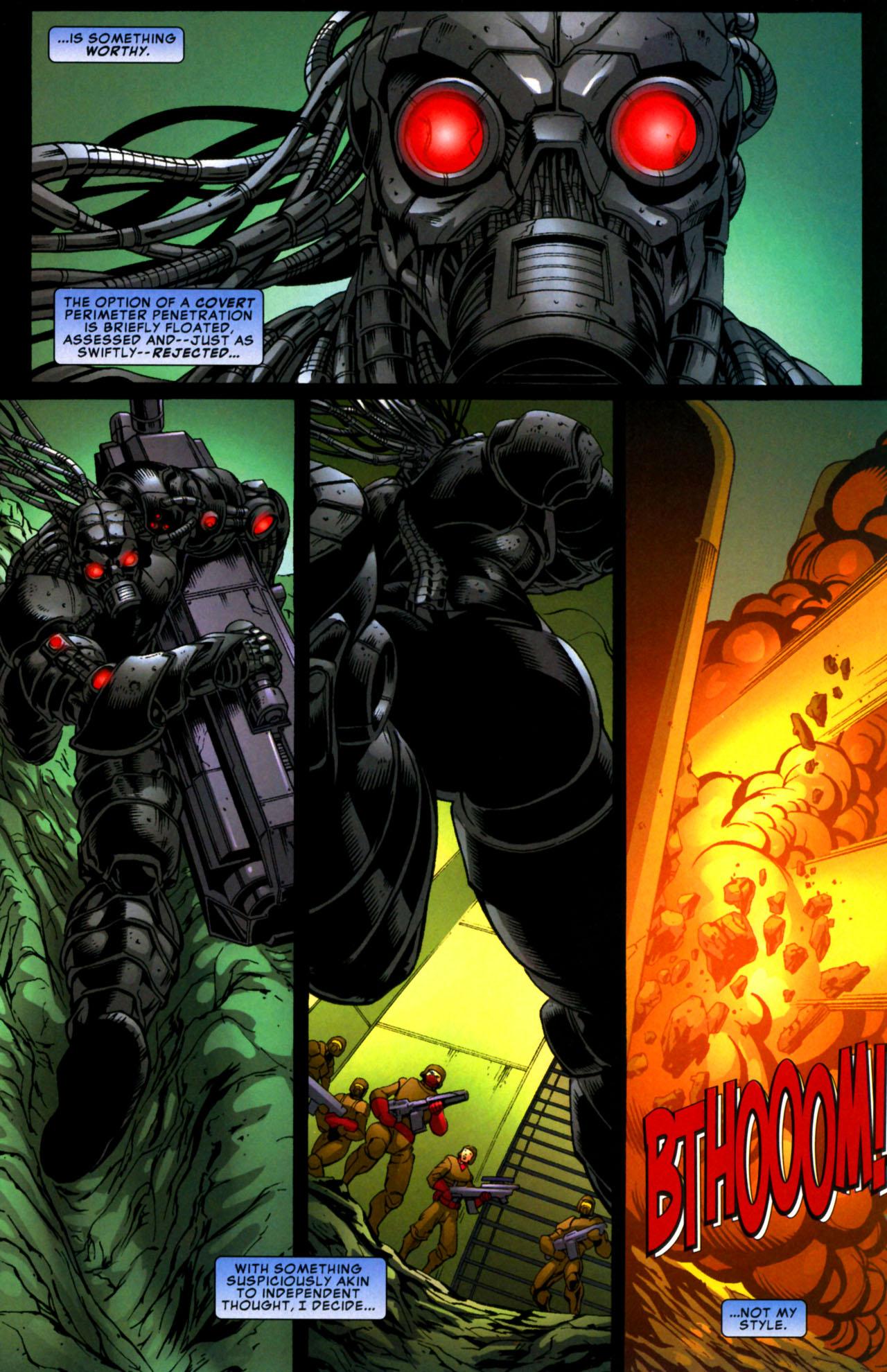 Read online Amazing Fantasy (2004) comic -  Issue #17 - 17