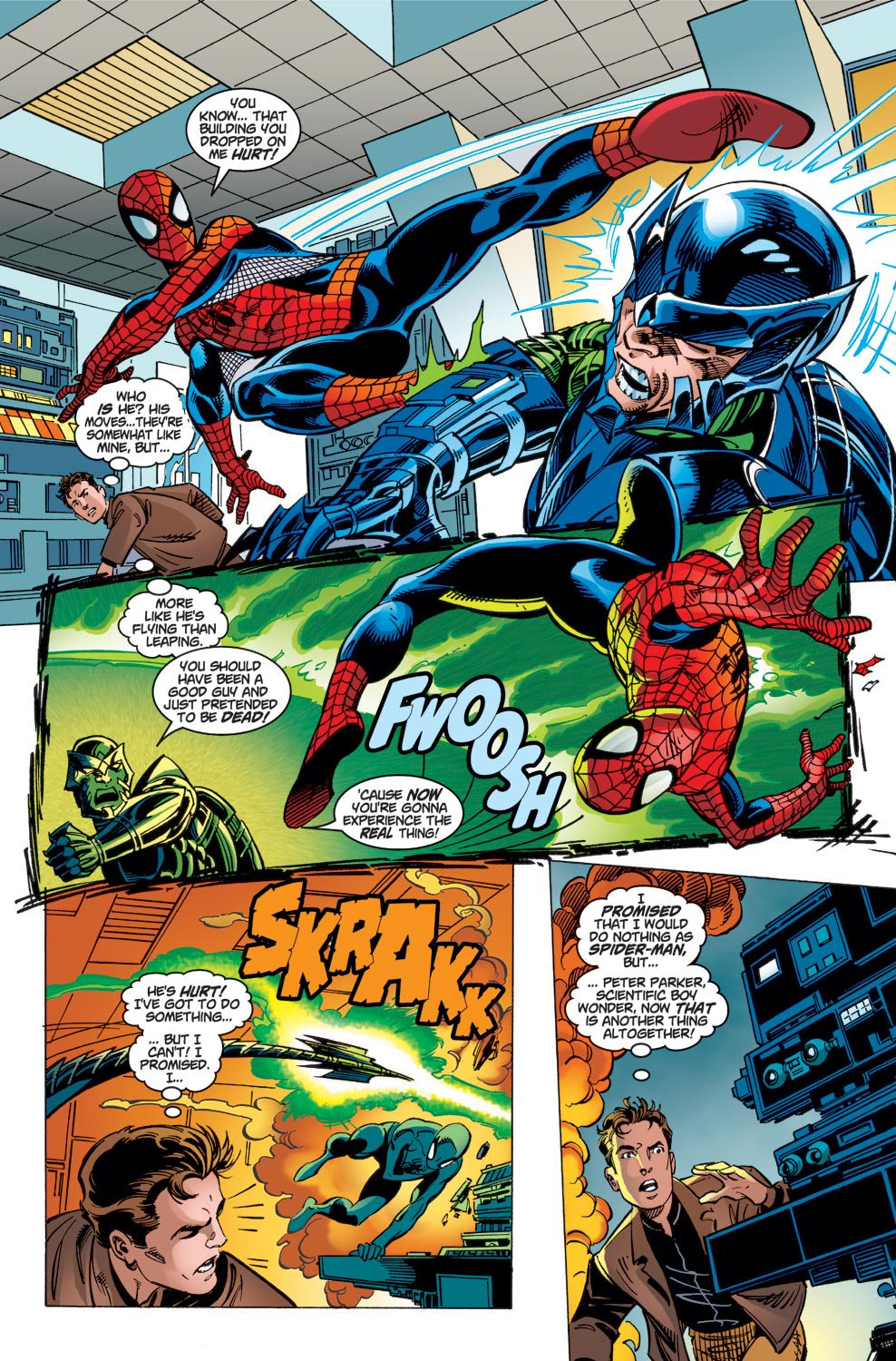The Amazing Spider-Man (1999) 1 Page 27