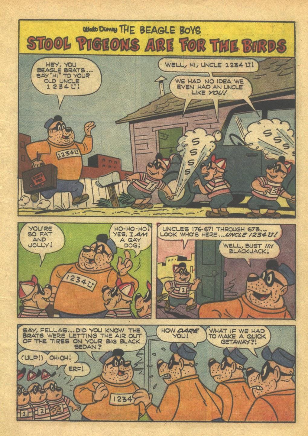 Walt Disney THE BEAGLE BOYS issue 7 - Page 13