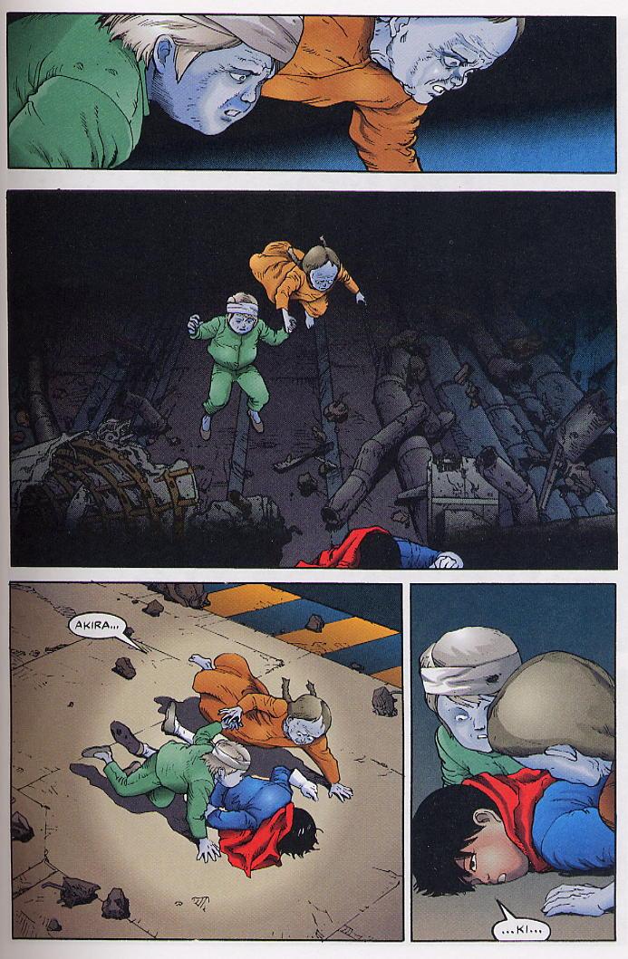 Read online Akira comic -  Issue #36 - 9