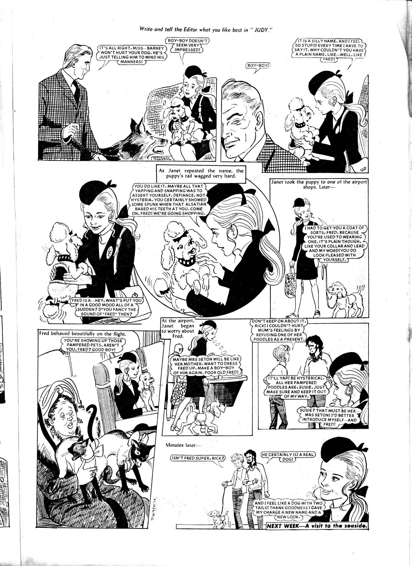 Read online Judy comic -  Issue #813 - 13