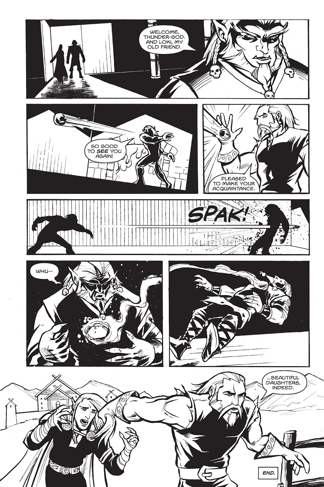 Read online Gods of Asgard comic -  Issue # TPB (Part 2) - 19