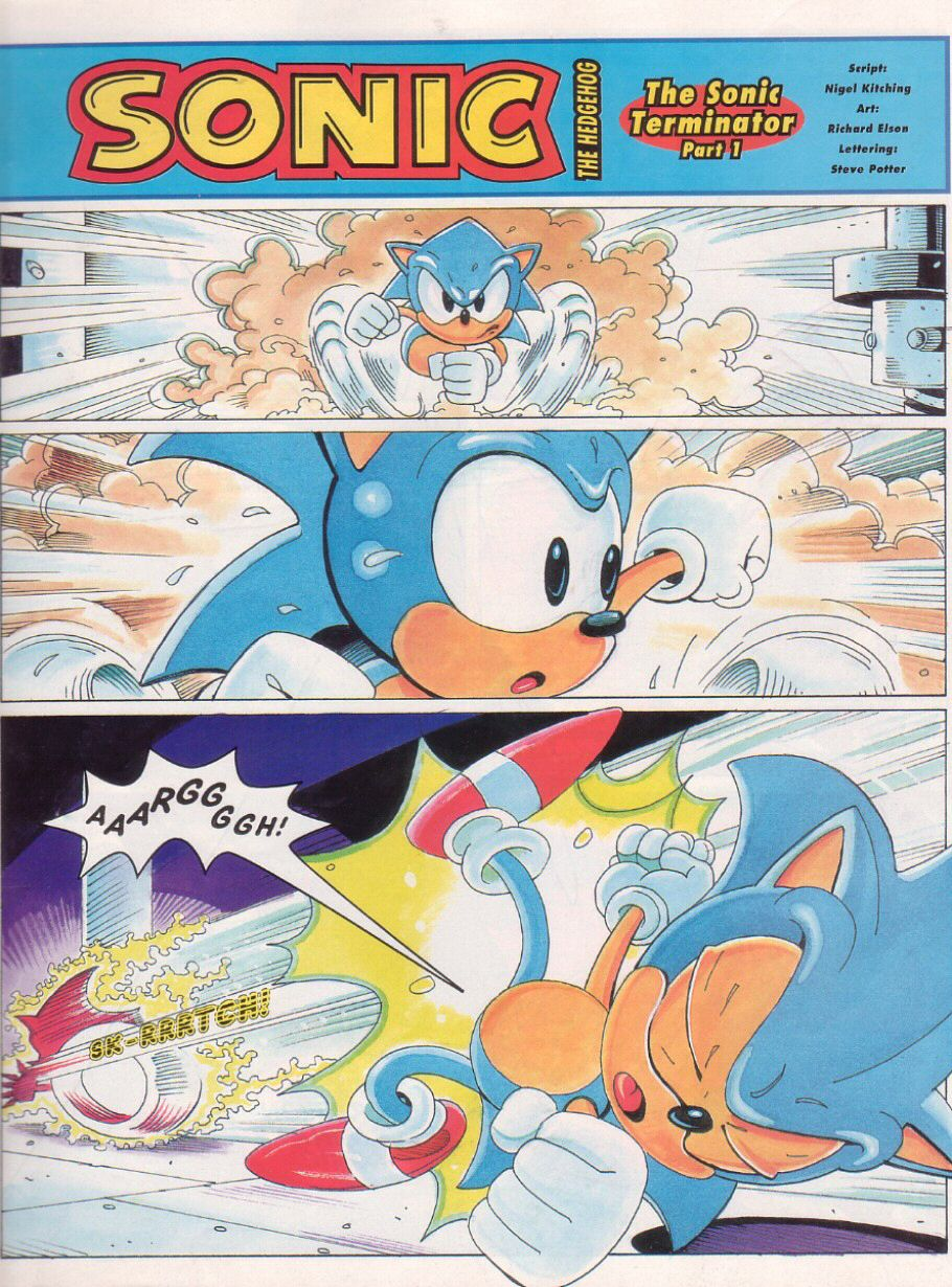 Read online Sonic the Comic comic -  Issue #24 - 3