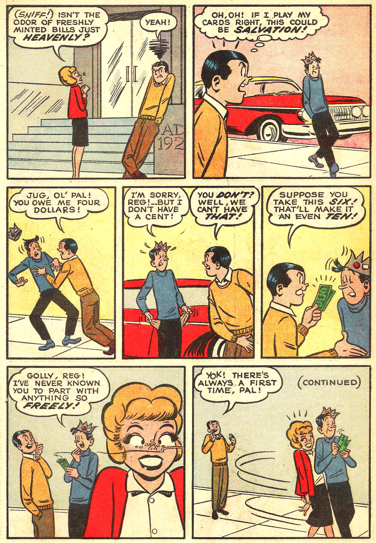 Read online Archie (1960) comic -  Issue #133 - 18