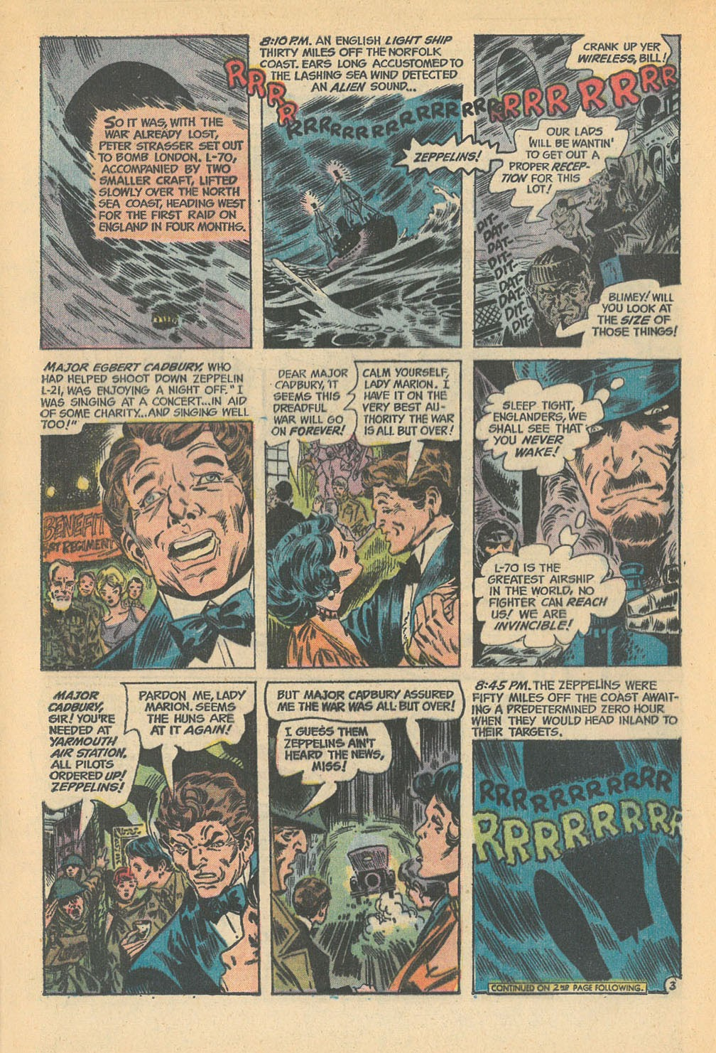 Read online Star Spangled War Stories (1952) comic -  Issue #168 - 23