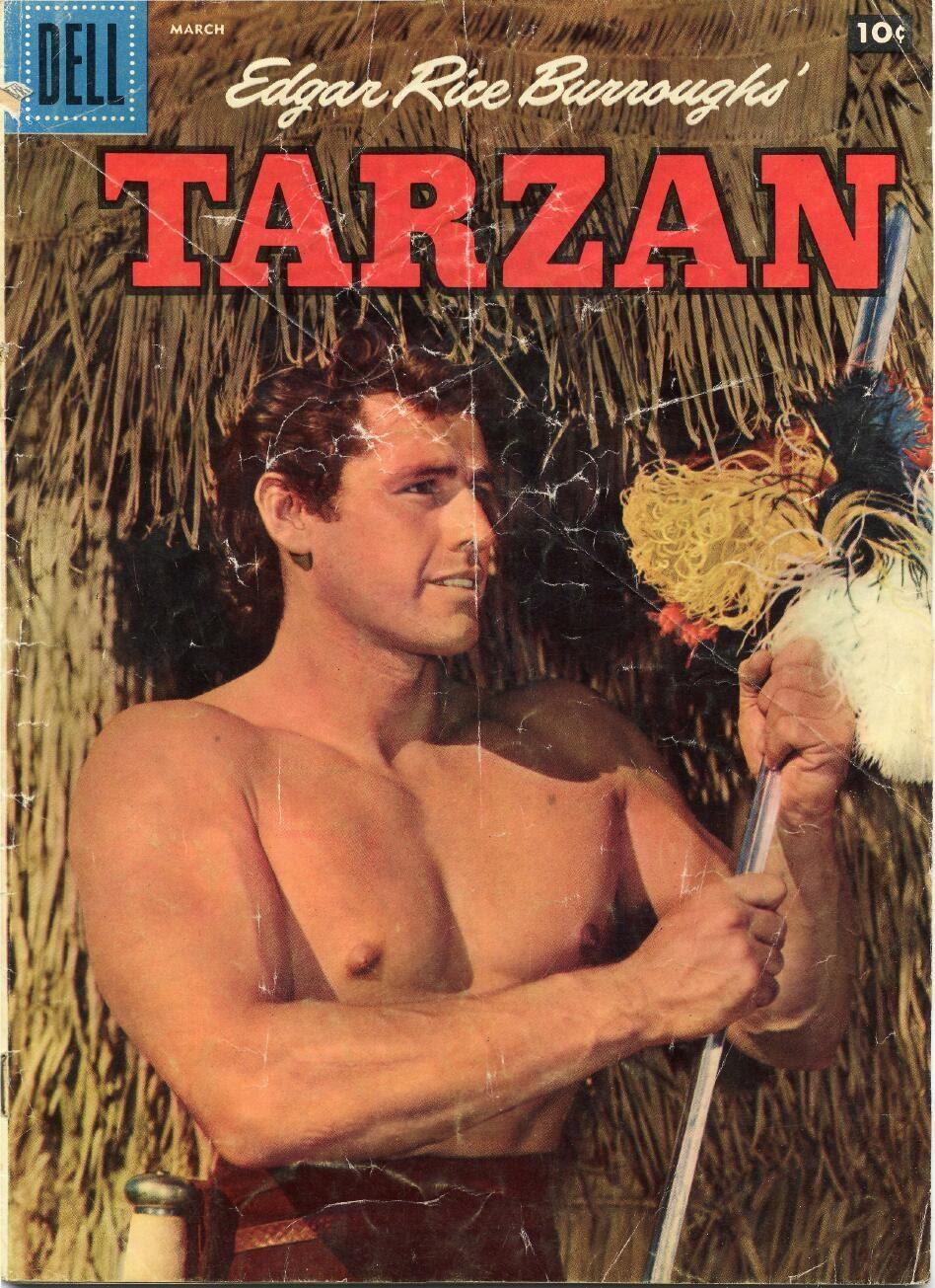 Tarzan (1948) issue 90 - Page 1