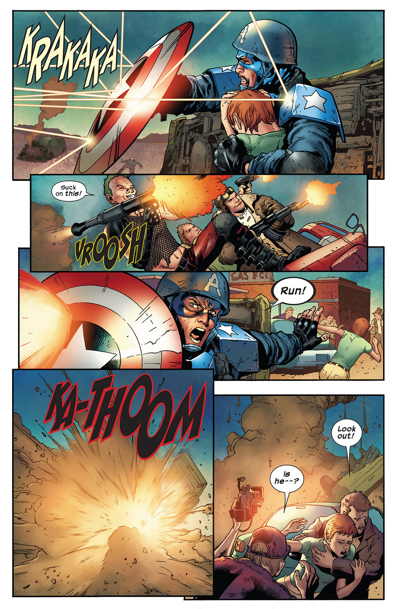 Read online Ultimate Comics Ultimates comic -  Issue #13 - 8