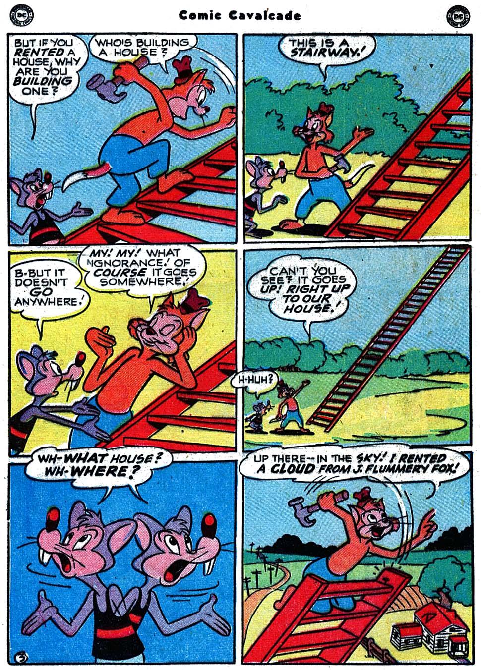 Comic Cavalcade issue 38 - Page 64