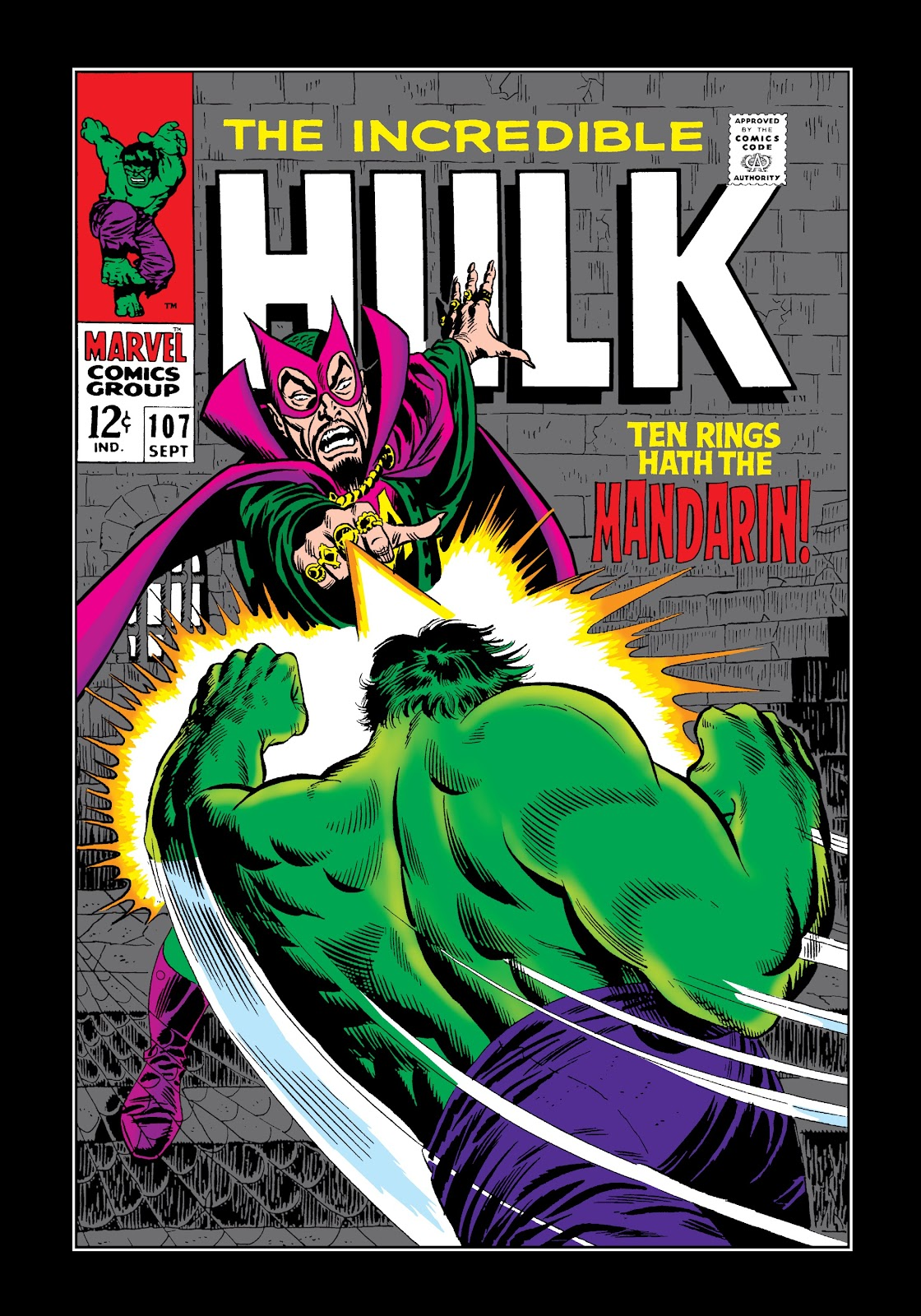 Read online Marvel Masterworks: The Incredible Hulk comic -  Issue # TPB 4 (Part 1) - 91