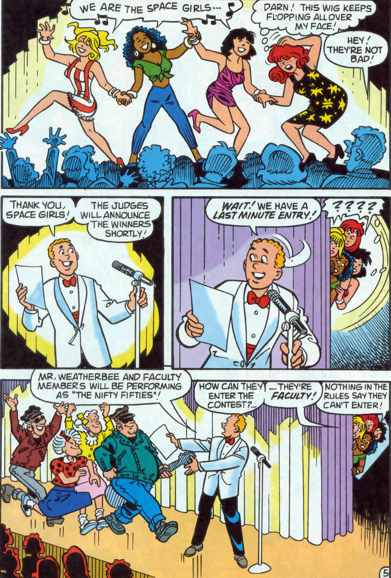 Read online Archie (1960) comic -  Issue #478 - 6