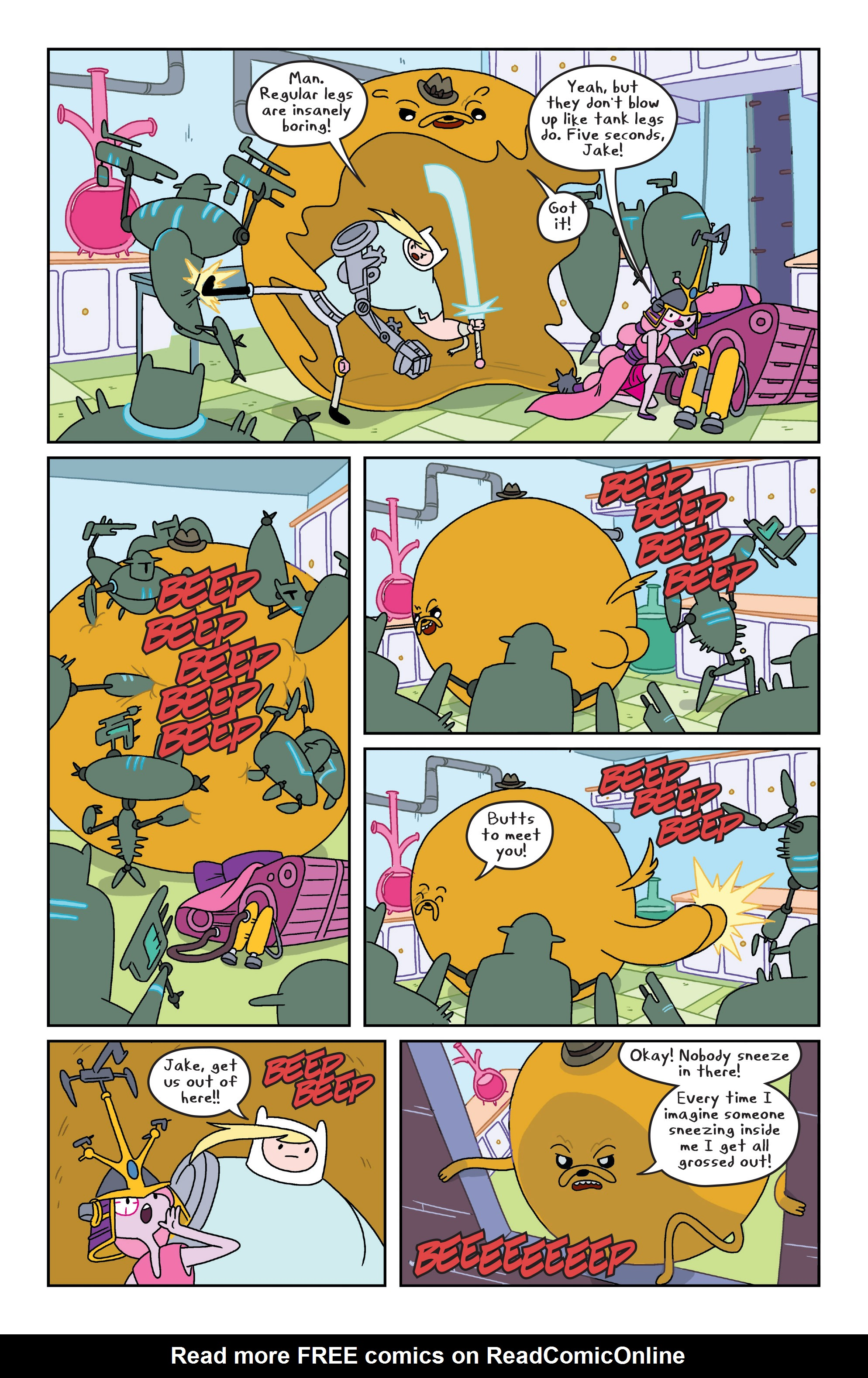 Read online Adventure Time comic -  Issue #Adventure Time _TPB 2 - 65