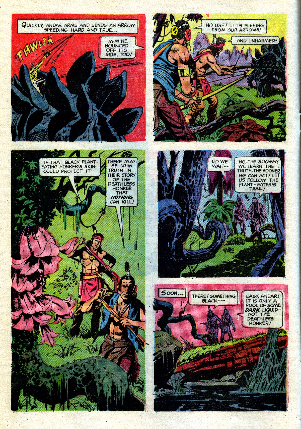 Read online Turok, Son of Stone comic -  Issue #72 - 8