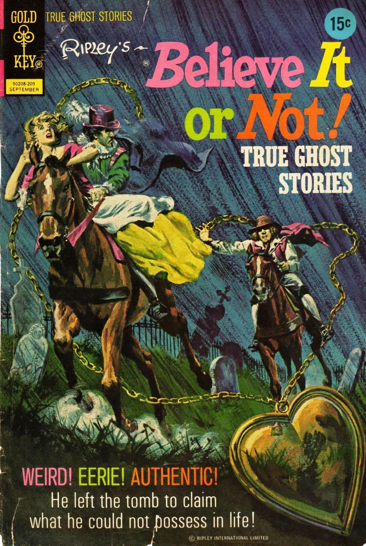 Ripleys Believe it or Not! (1965) 35 Page 1