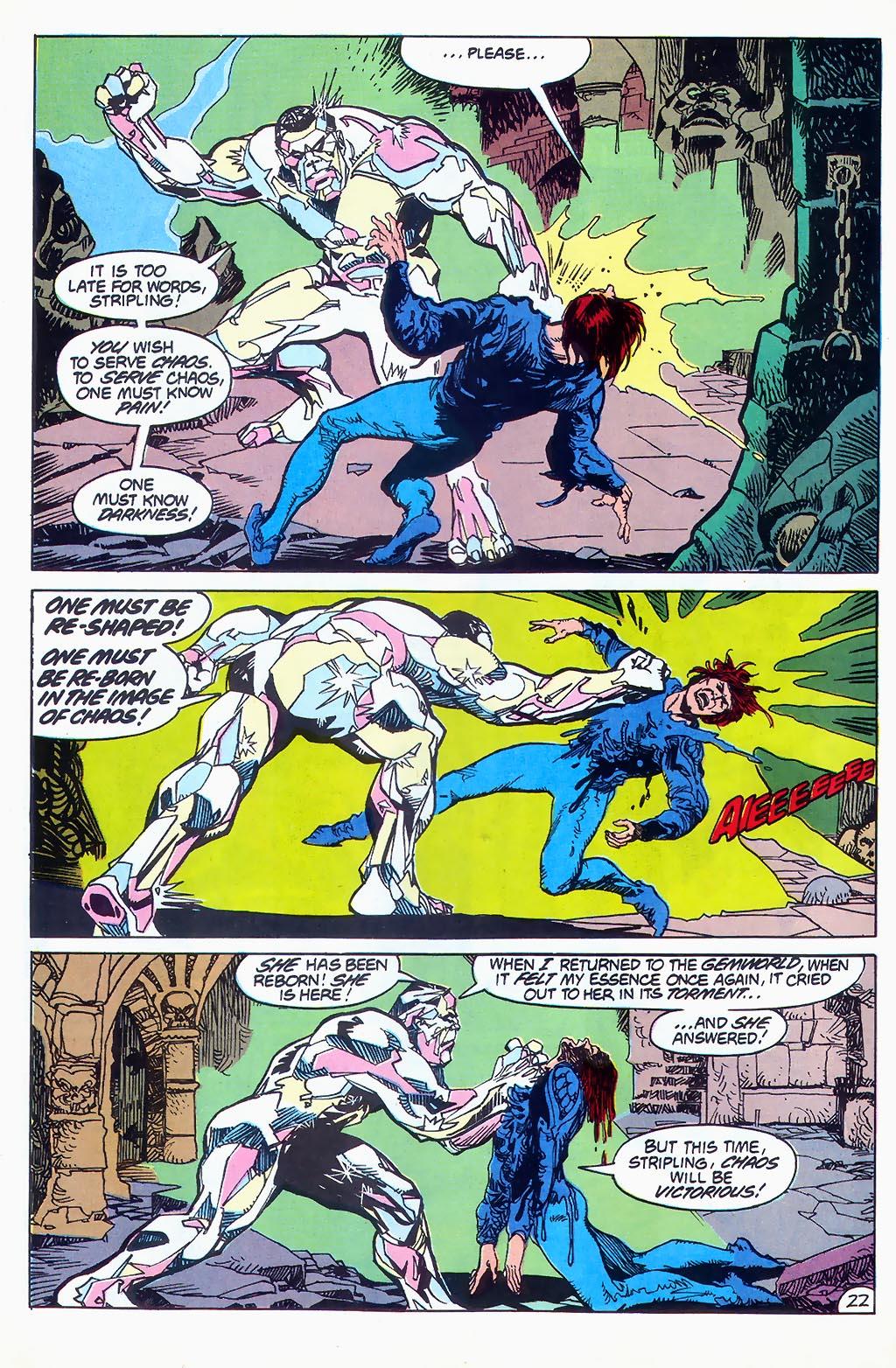 Read online Amethyst (1987) comic -  Issue #1 - 25