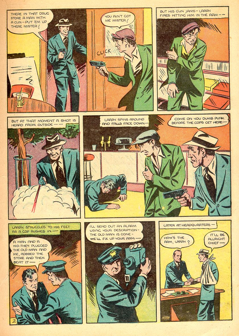 Read online Detective Comics (1937) comic -  Issue #30 - 29