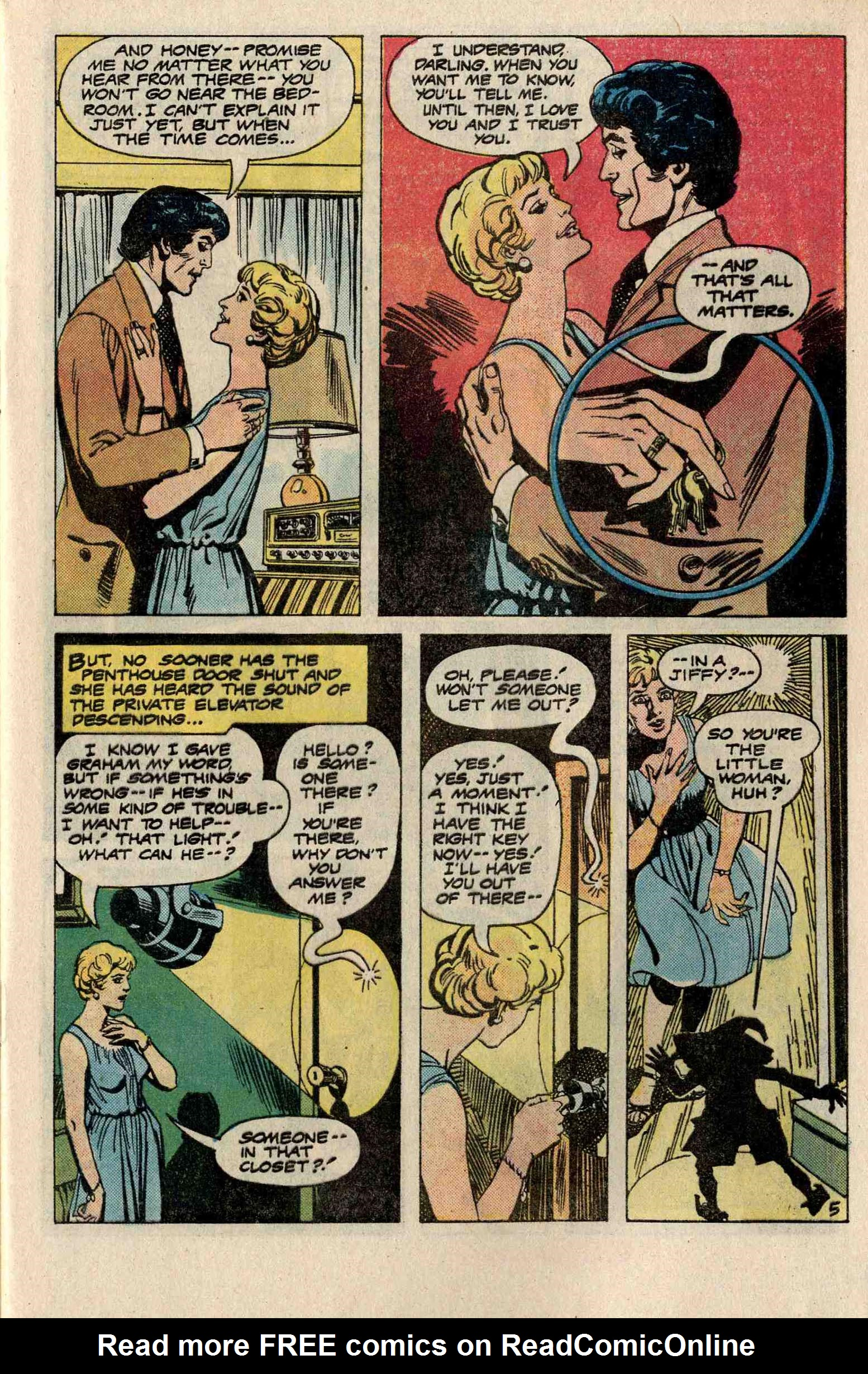 Read online Secrets of Haunted House comic -  Issue #46 - 9