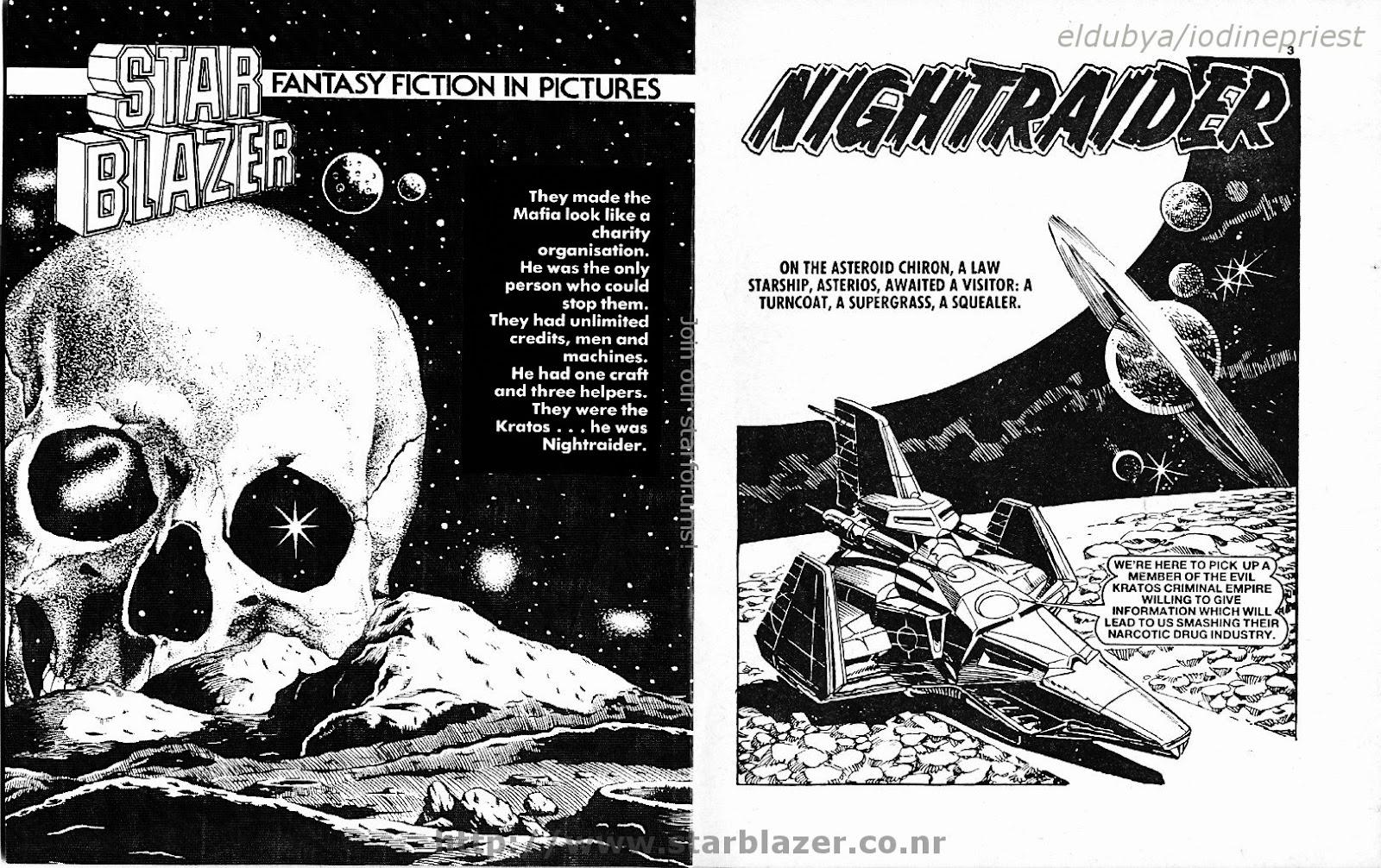 Starblazer issue 172 - Page 3