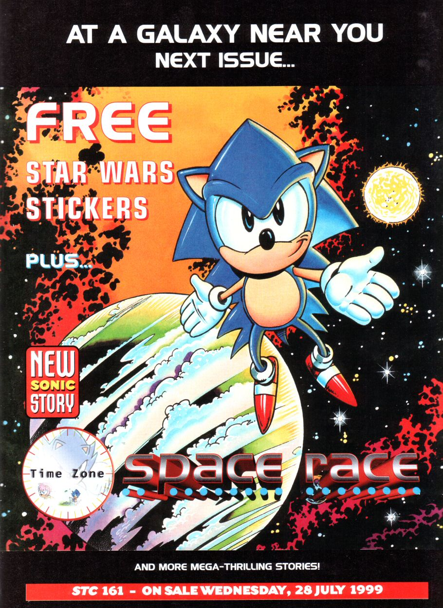 Read online Sonic the Comic comic -  Issue #160 - 11