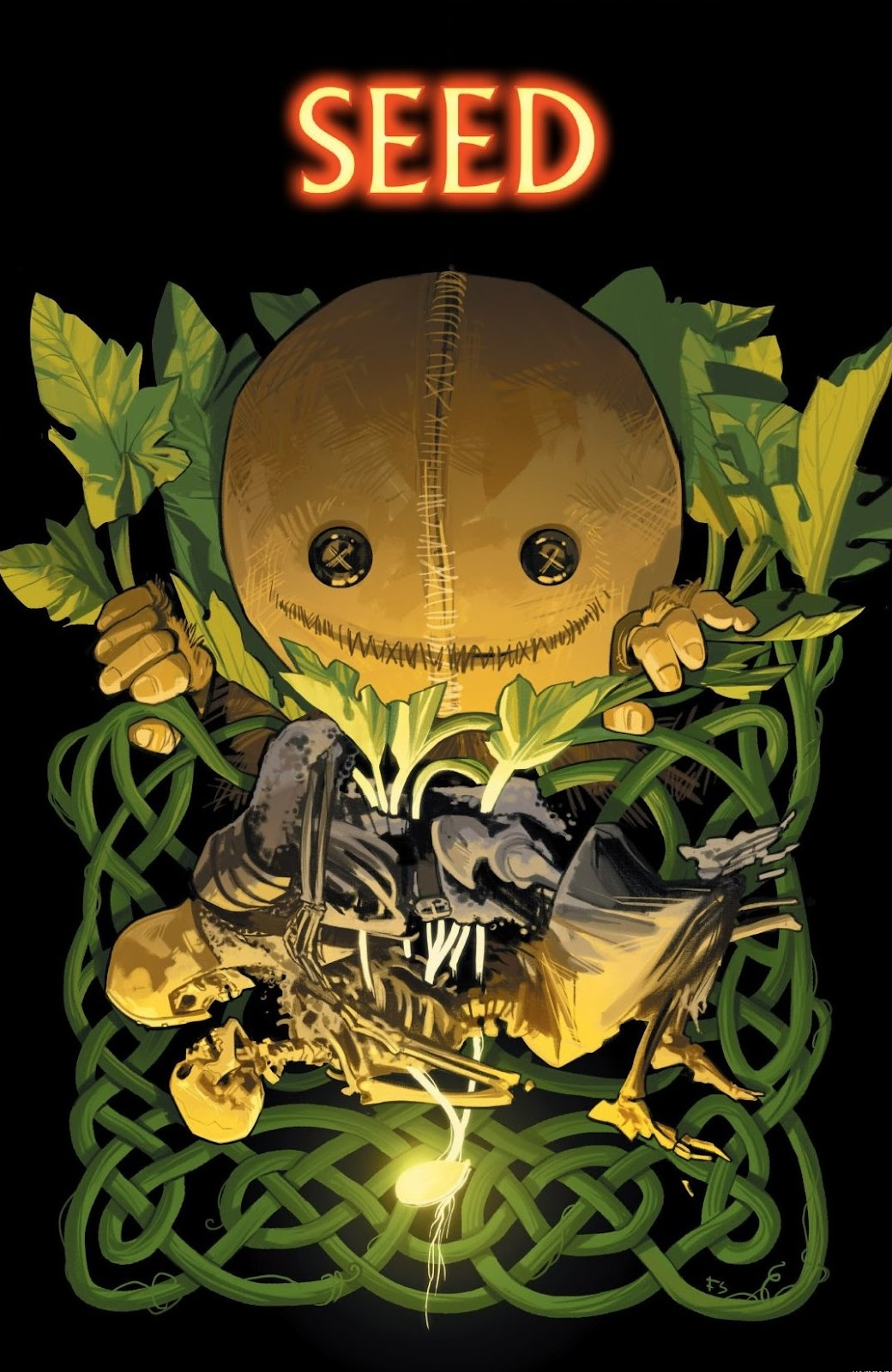 Read online Trick 'r Treat: Days of the Dead comic -  Issue # TPB - 5
