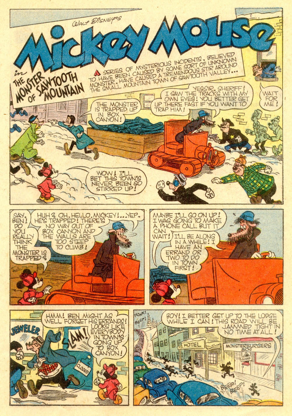 Walt Disney's Comics and Stories issue 222 - Page 25