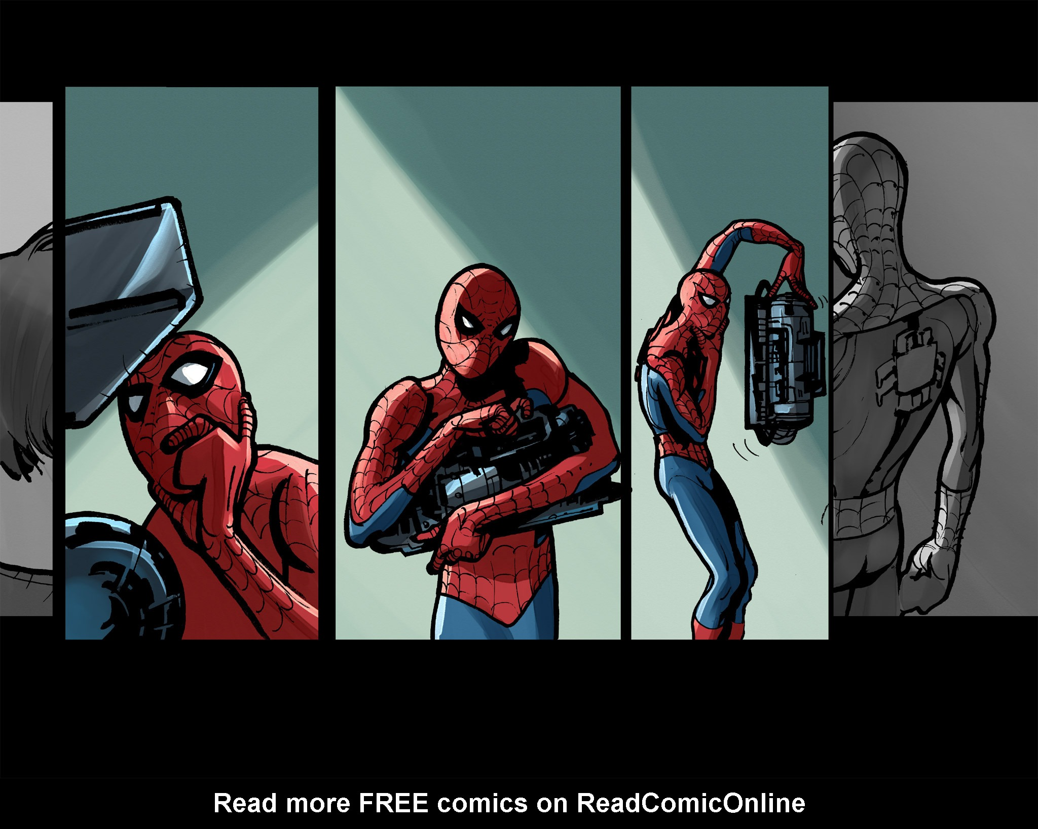 Read online Amazing Spider-Man: Who Am I? comic -  Issue # Full (Part 2) - 15