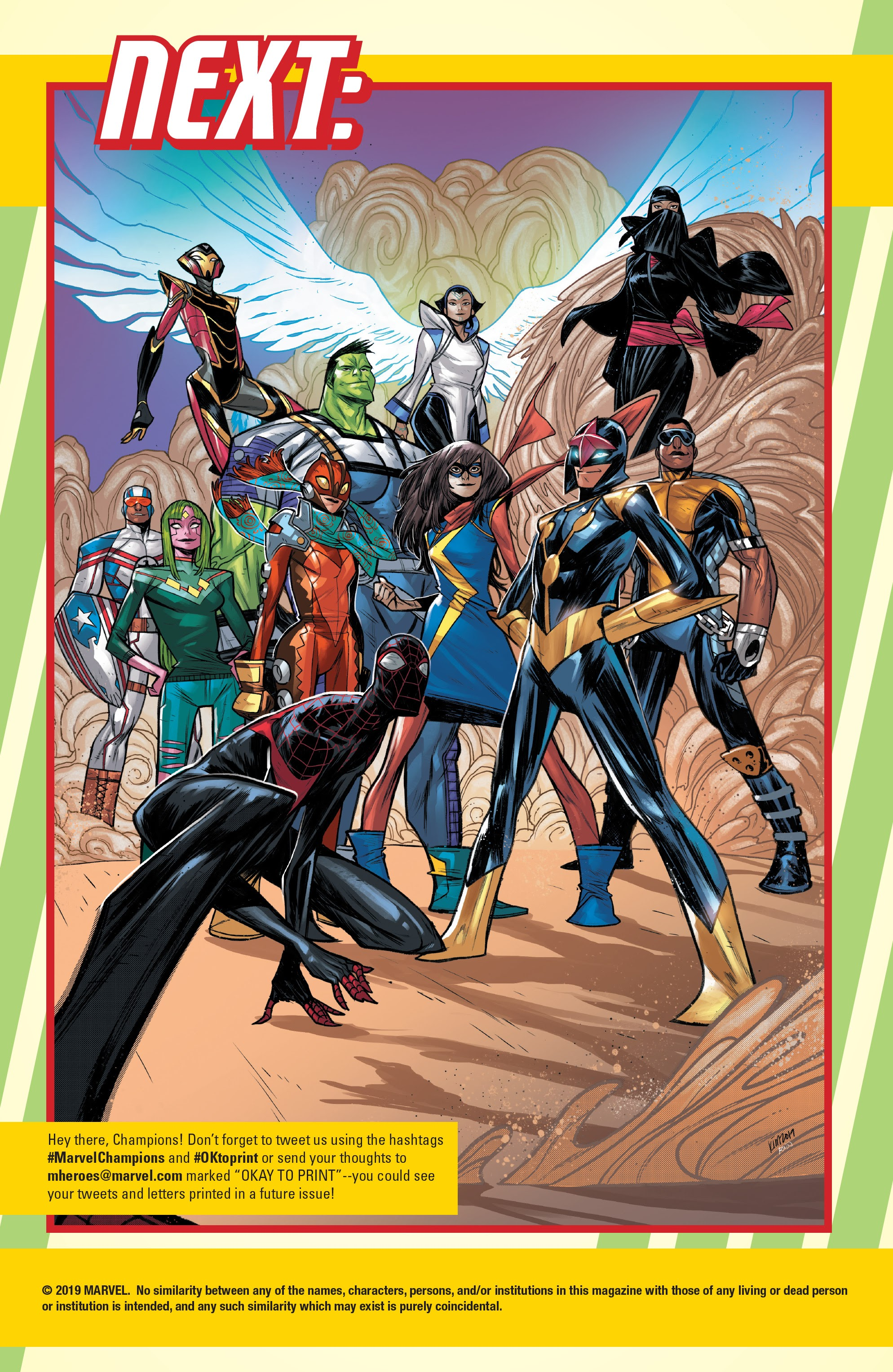 Read online Champions (2019) comic -  Issue #9 - 24