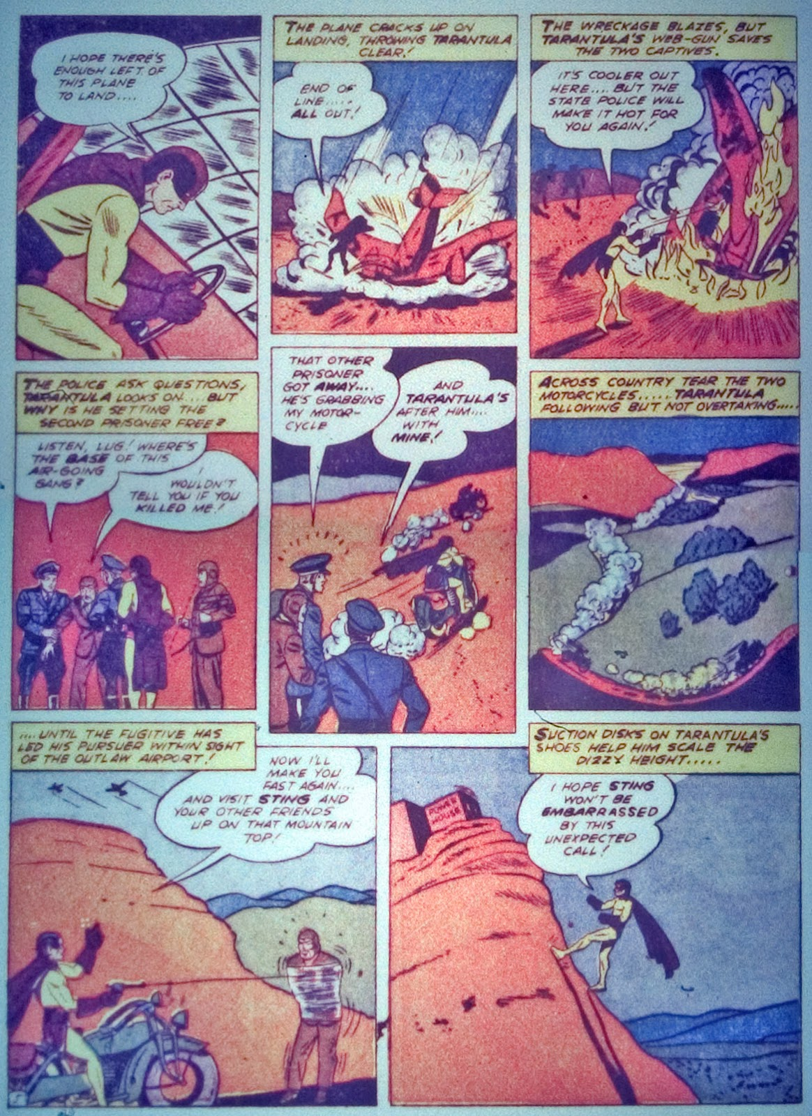 Star Spangled Comics (1941) issue 7 - Page 20