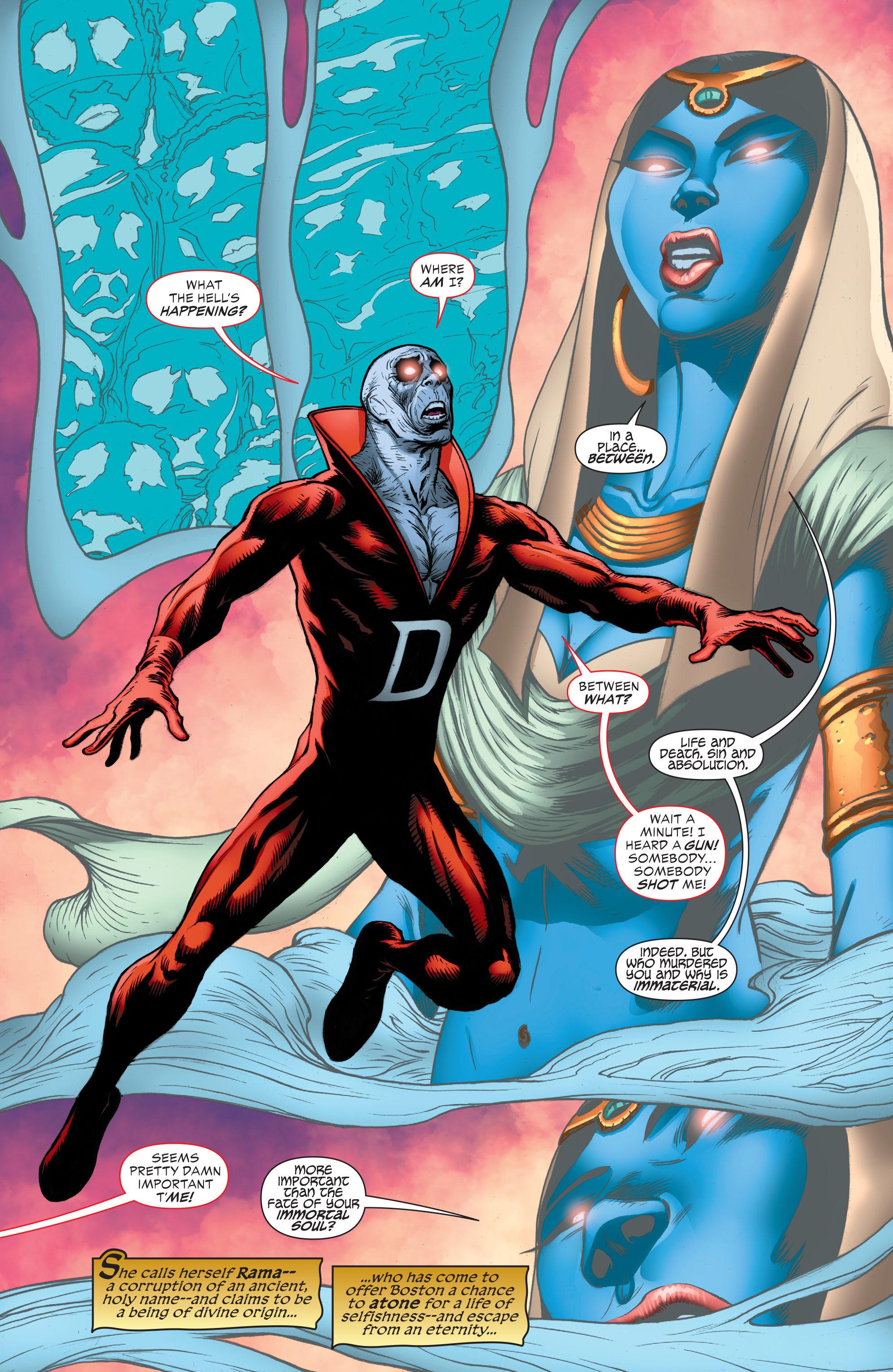 Read online Secret Origins (2014) comic -  Issue #6 - 17