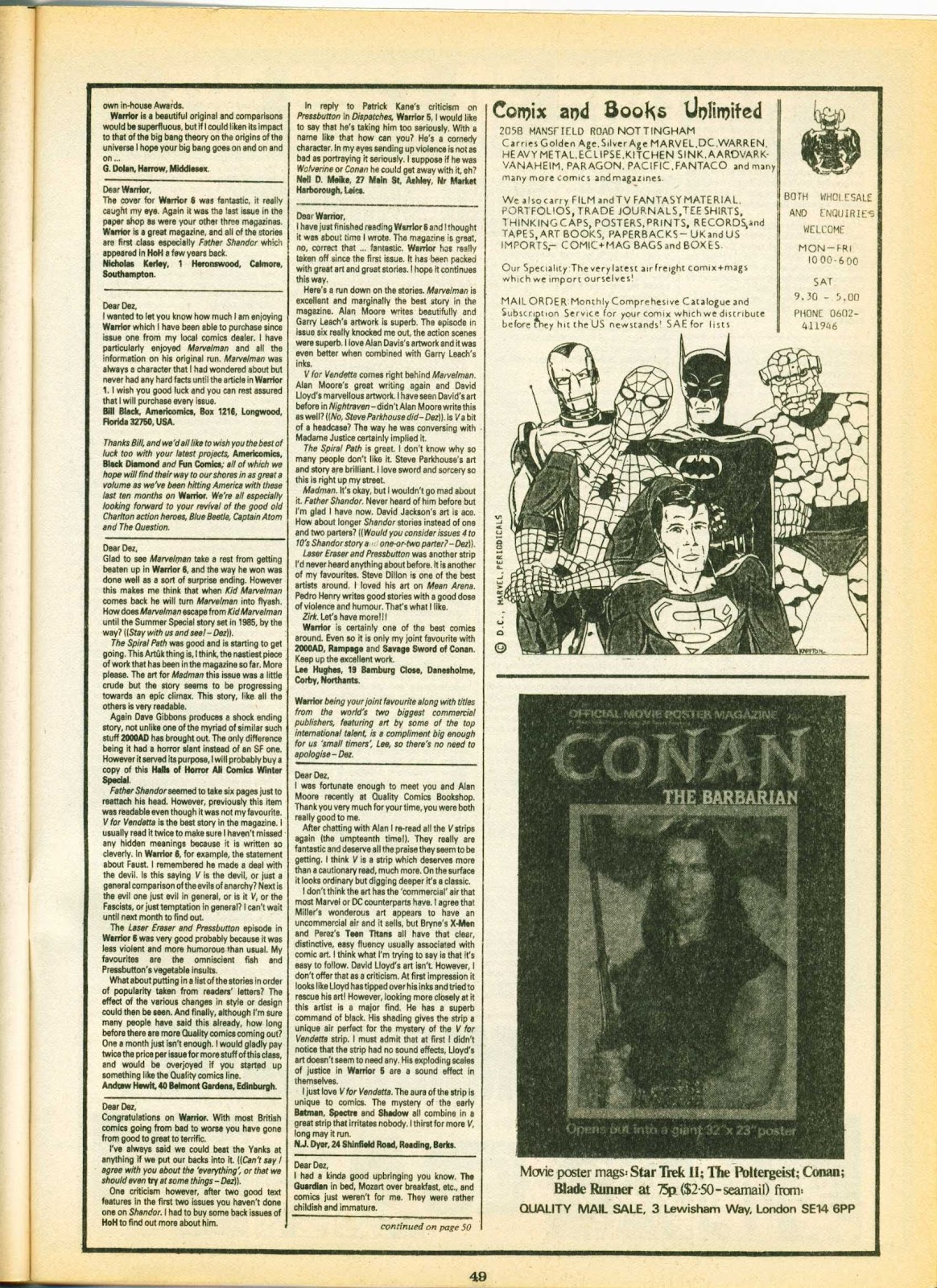 Warrior Issue #10 #11 - English 48
