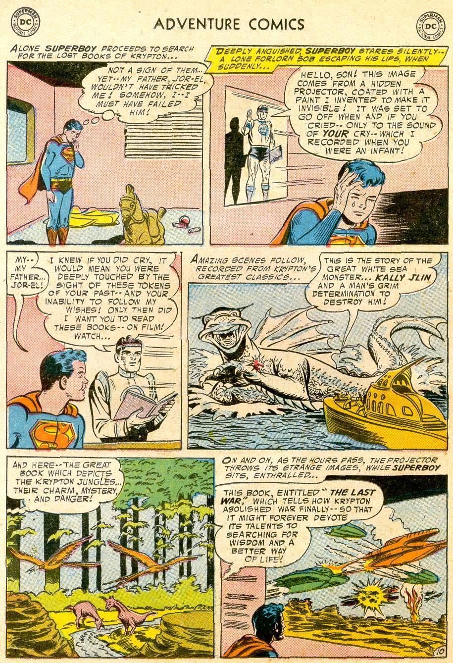 Read online Adventure Comics (1938) comic -  Issue #232 - 12