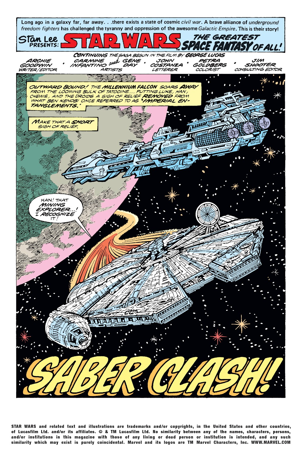 Read online Star Wars Legends: The Original Marvel Years - Epic Collection comic -  Issue # TPB 2 (Part 2) - 68