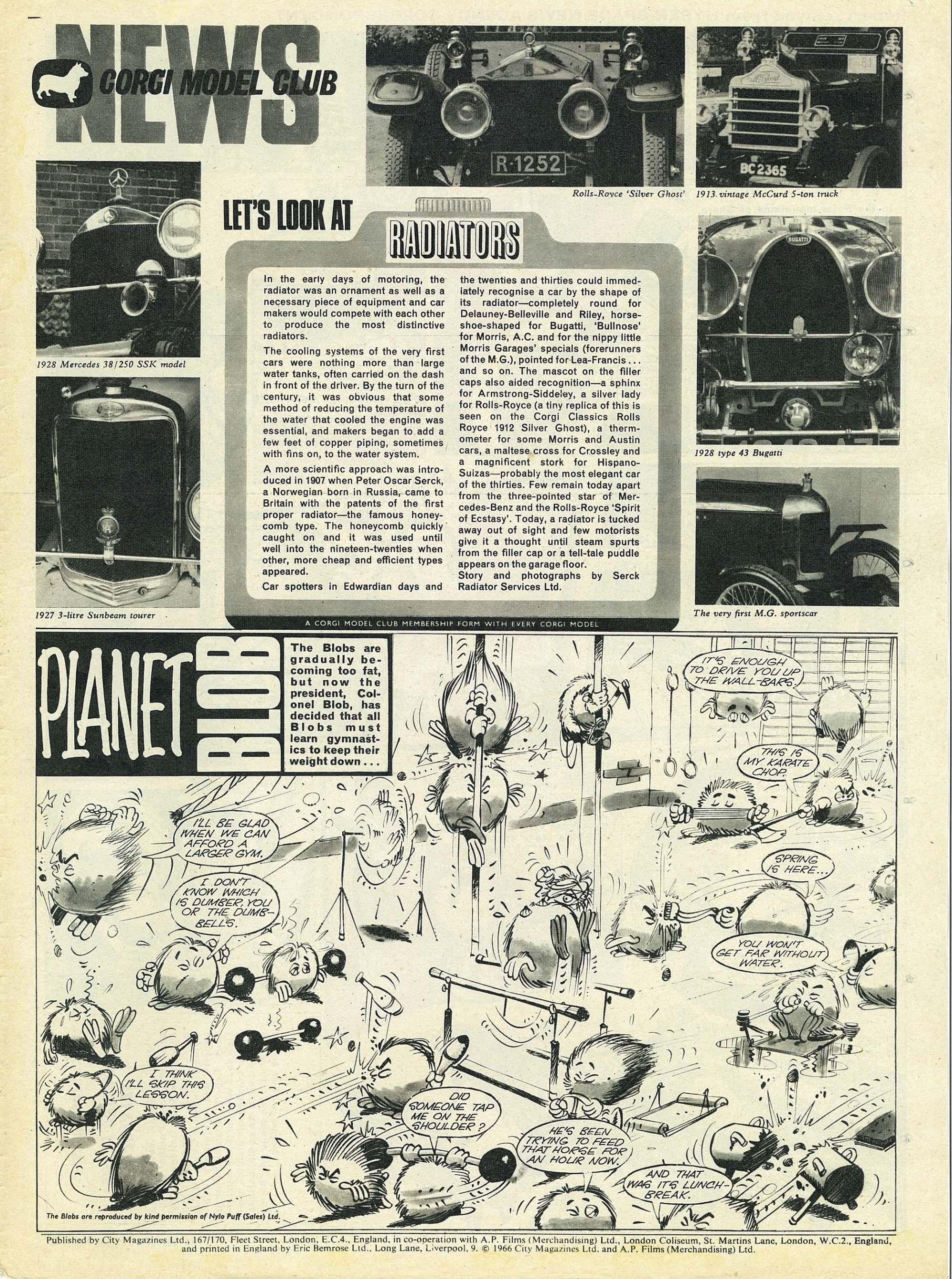 Read online TV Century 21 (TV 21) comic -  Issue #80 - 18