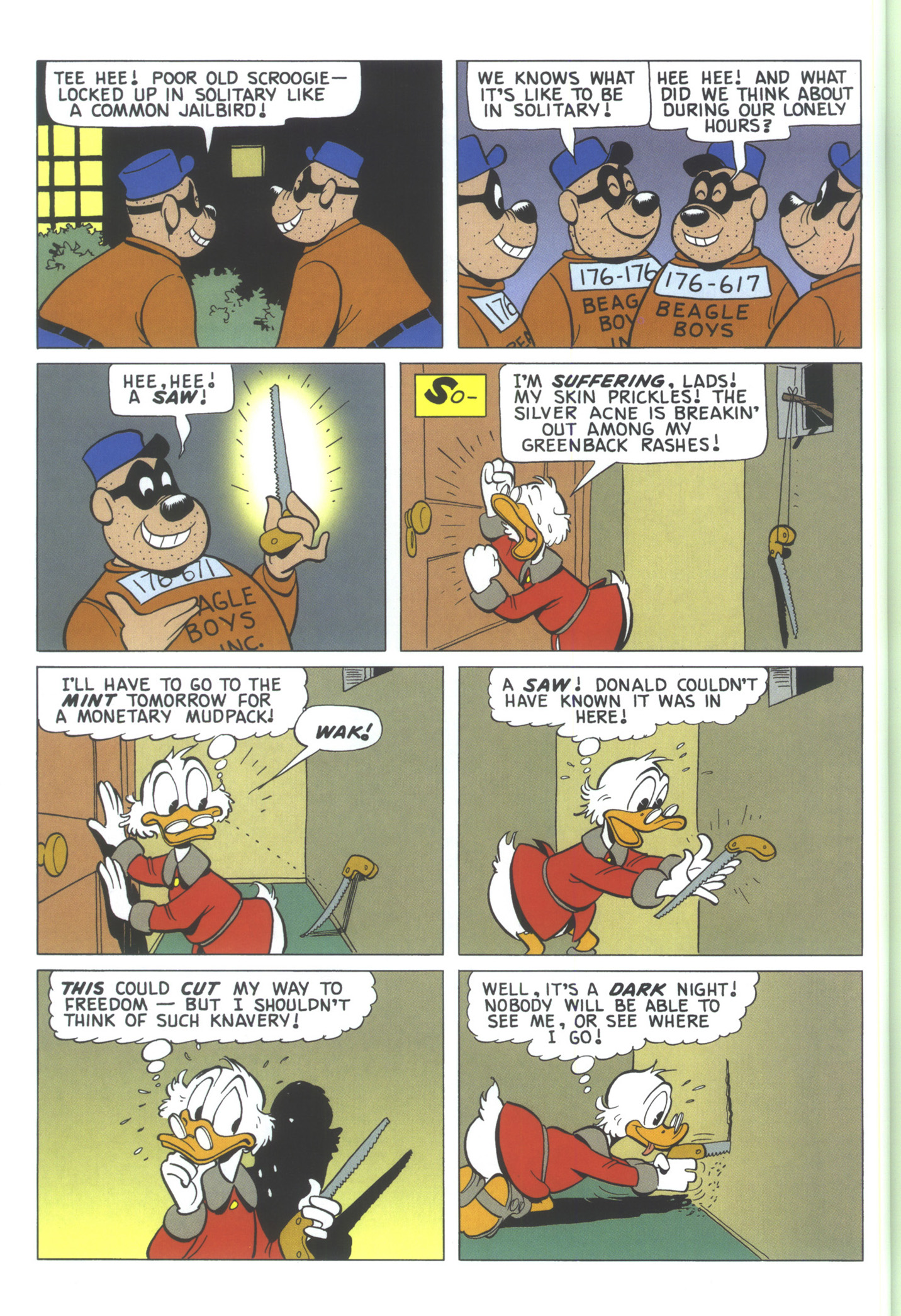 Read online Uncle Scrooge (1953) comic -  Issue #358 - 10