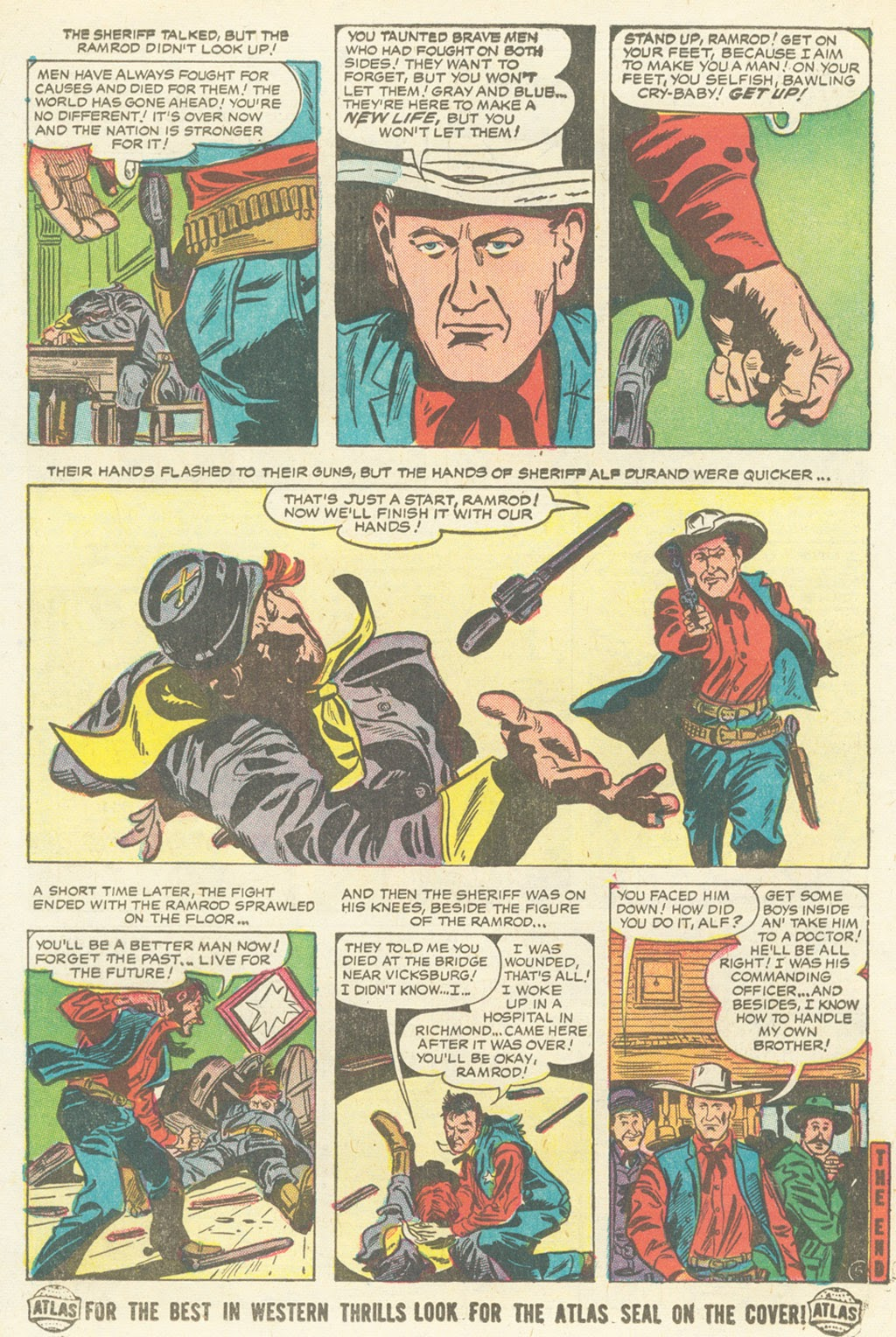 Kid Colt Outlaw issue 52 - Page 24