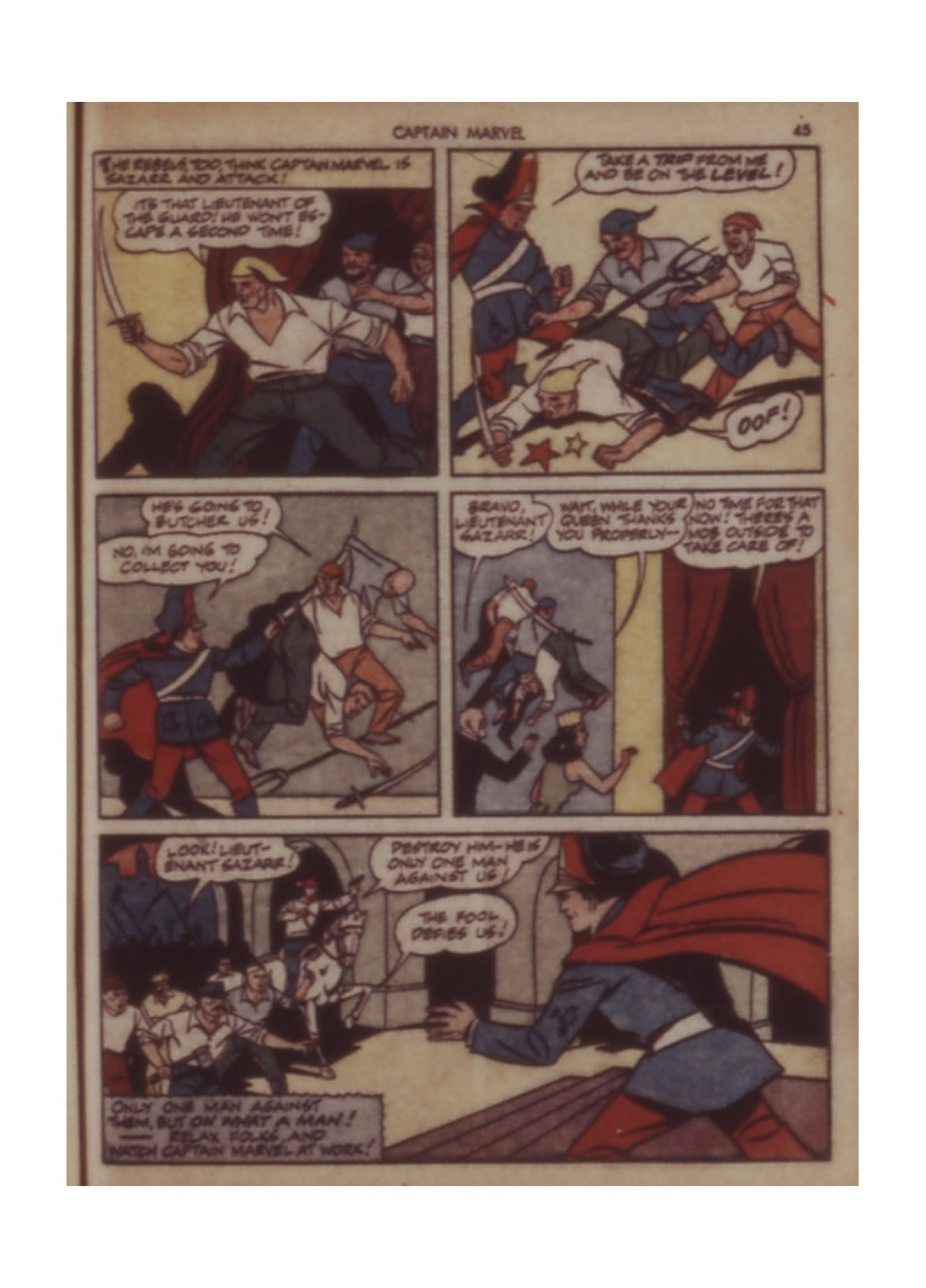 Captain Marvel Adventures issue 11 - Page 45