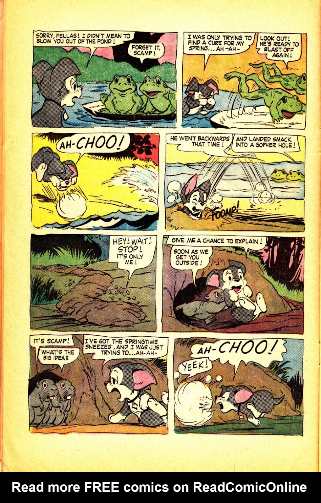 Scamp (1967) issue 7 - Page 12