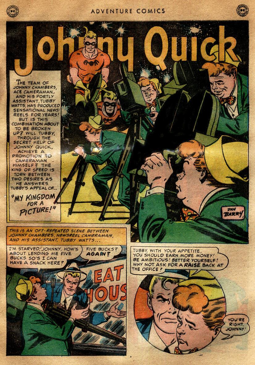 Read online Adventure Comics (1938) comic -  Issue #145 - 26